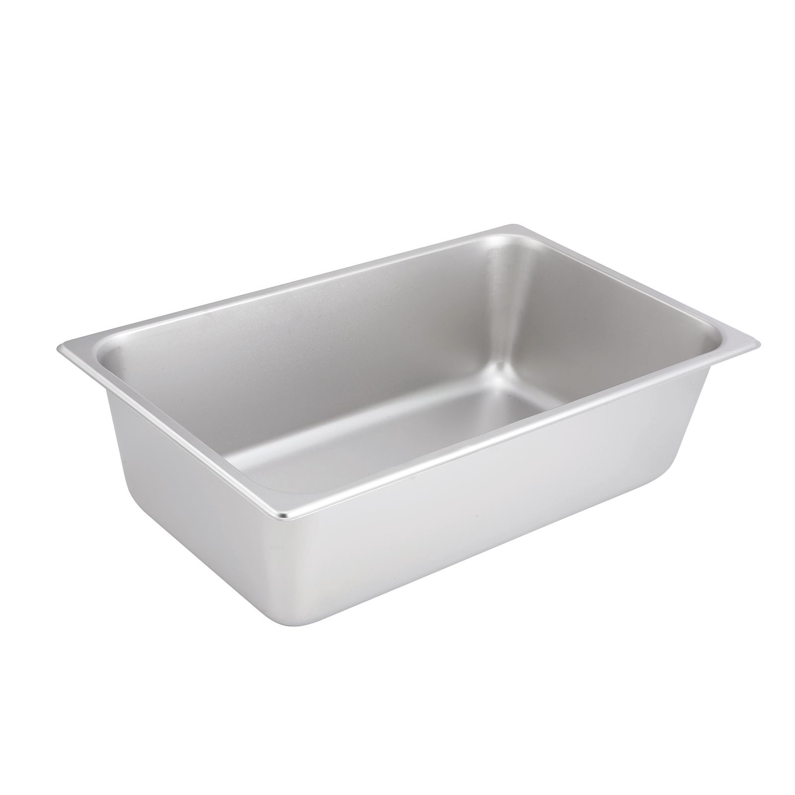 Winco SPF6 steam table pan, stainless steel