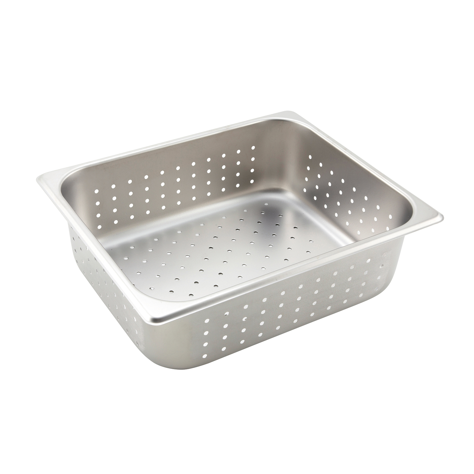 Winco SPHP4 steam table pan, stainless steel