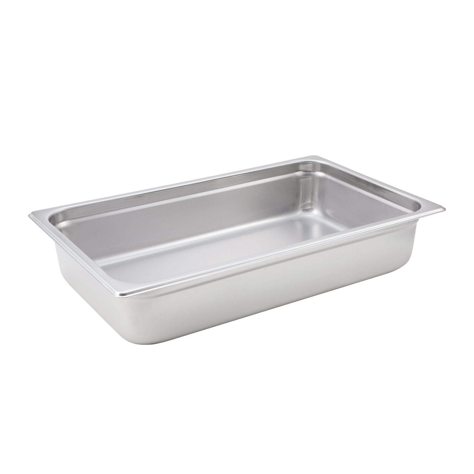 Winco SPJH-104 steam table pan, stainless steel