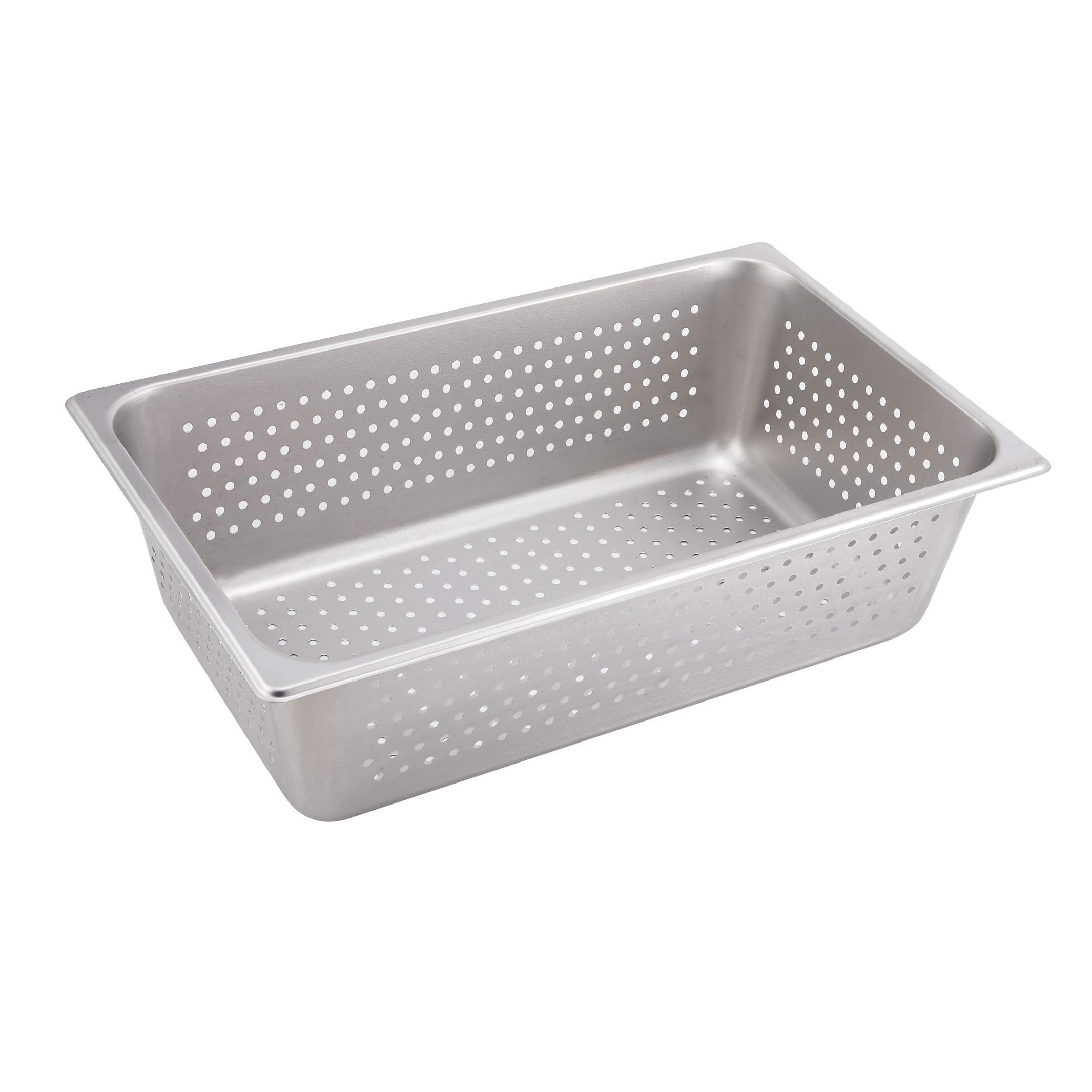 Winco SPJH-106PF steam table pan, stainless steel