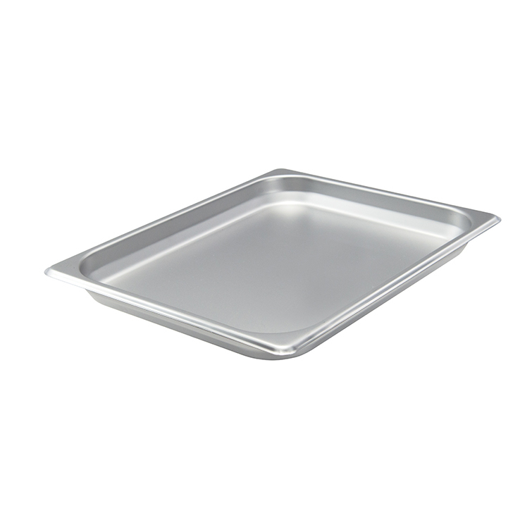 Winco SPJH-201 steam table pan, stainless steel