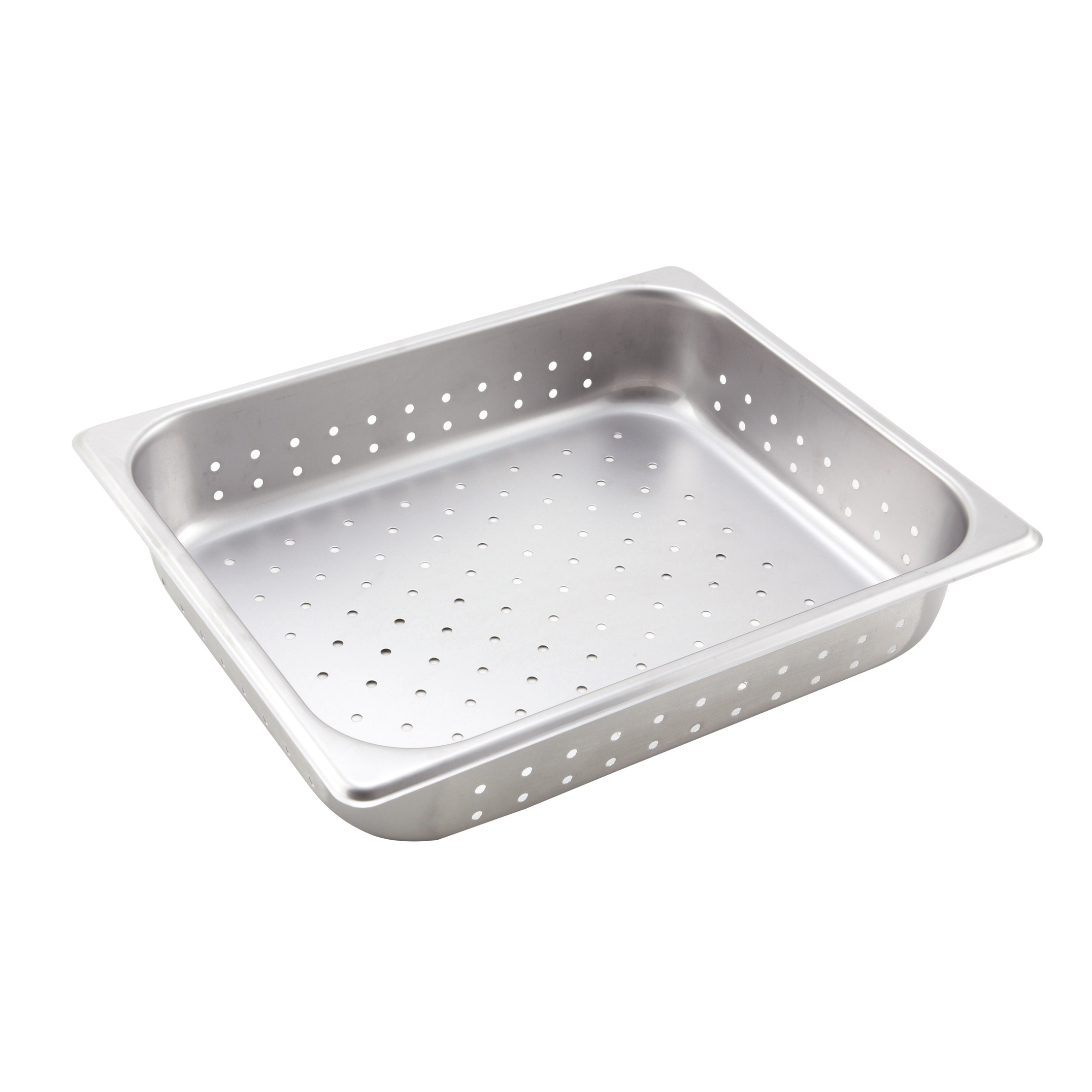 Winco SPJH-202PF steam table pan, stainless steel