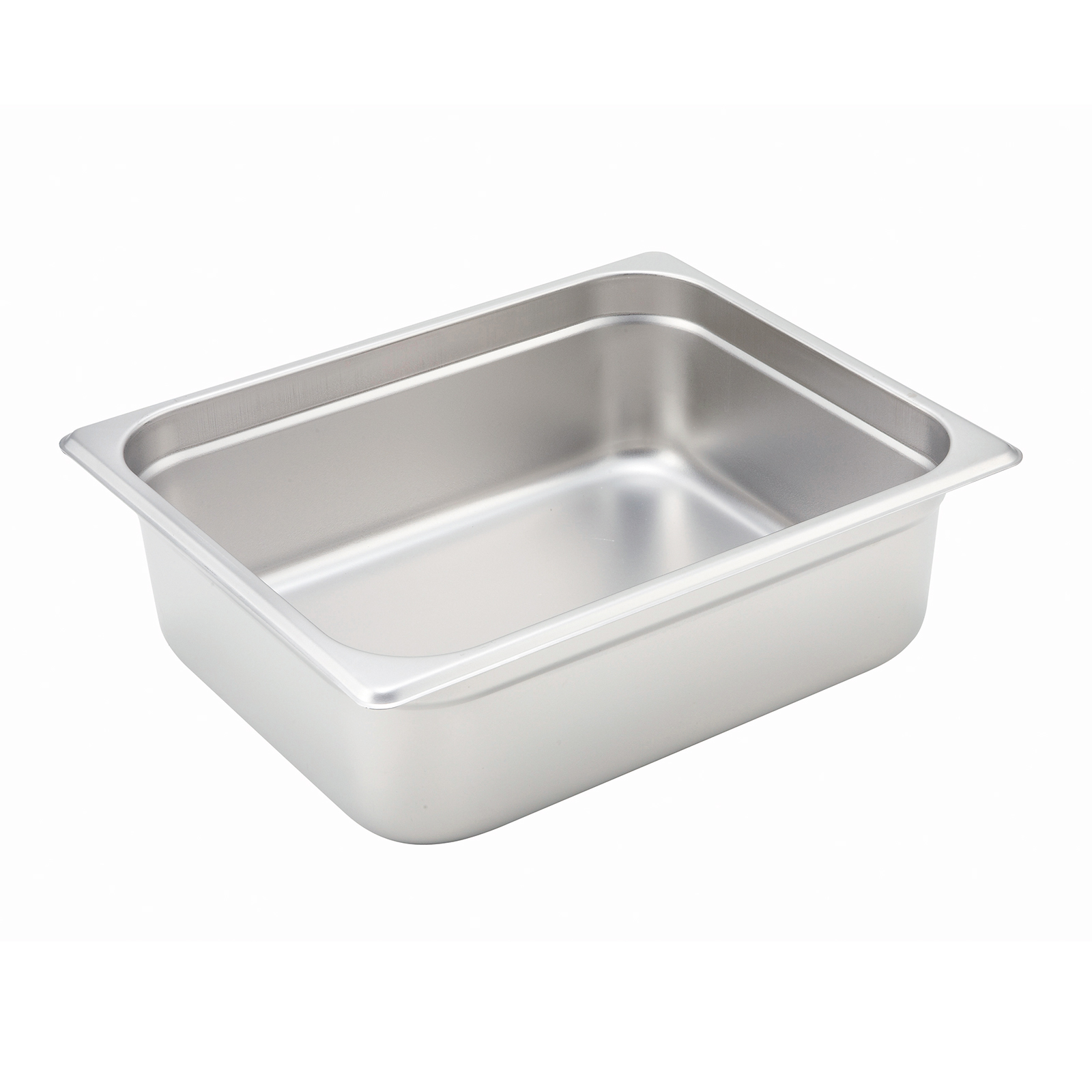 Winco SPJH-204 steam table pan, stainless steel