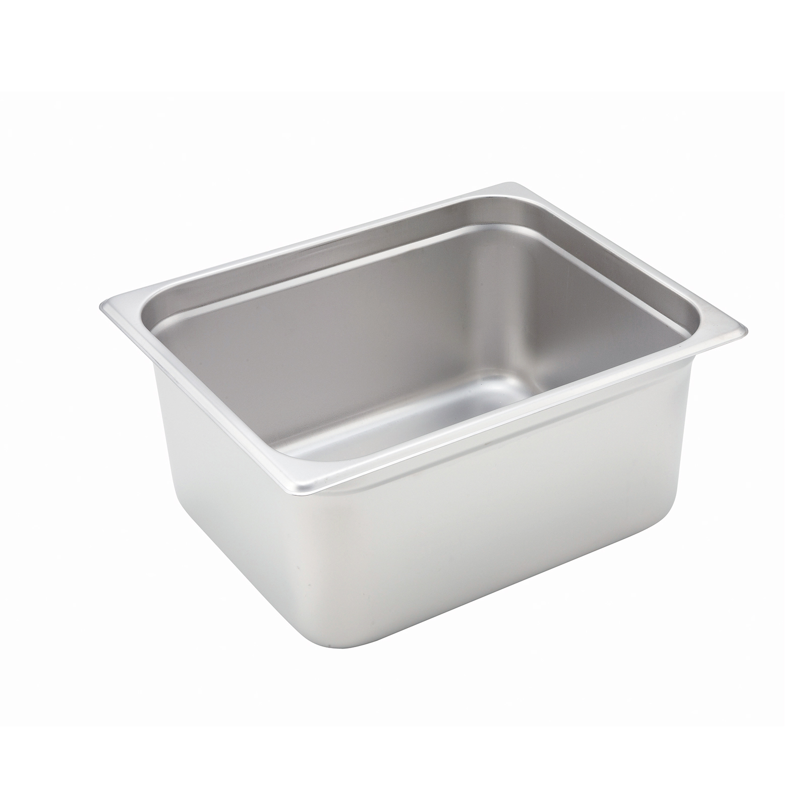 Winco SPJH-206 steam table pan, stainless steel