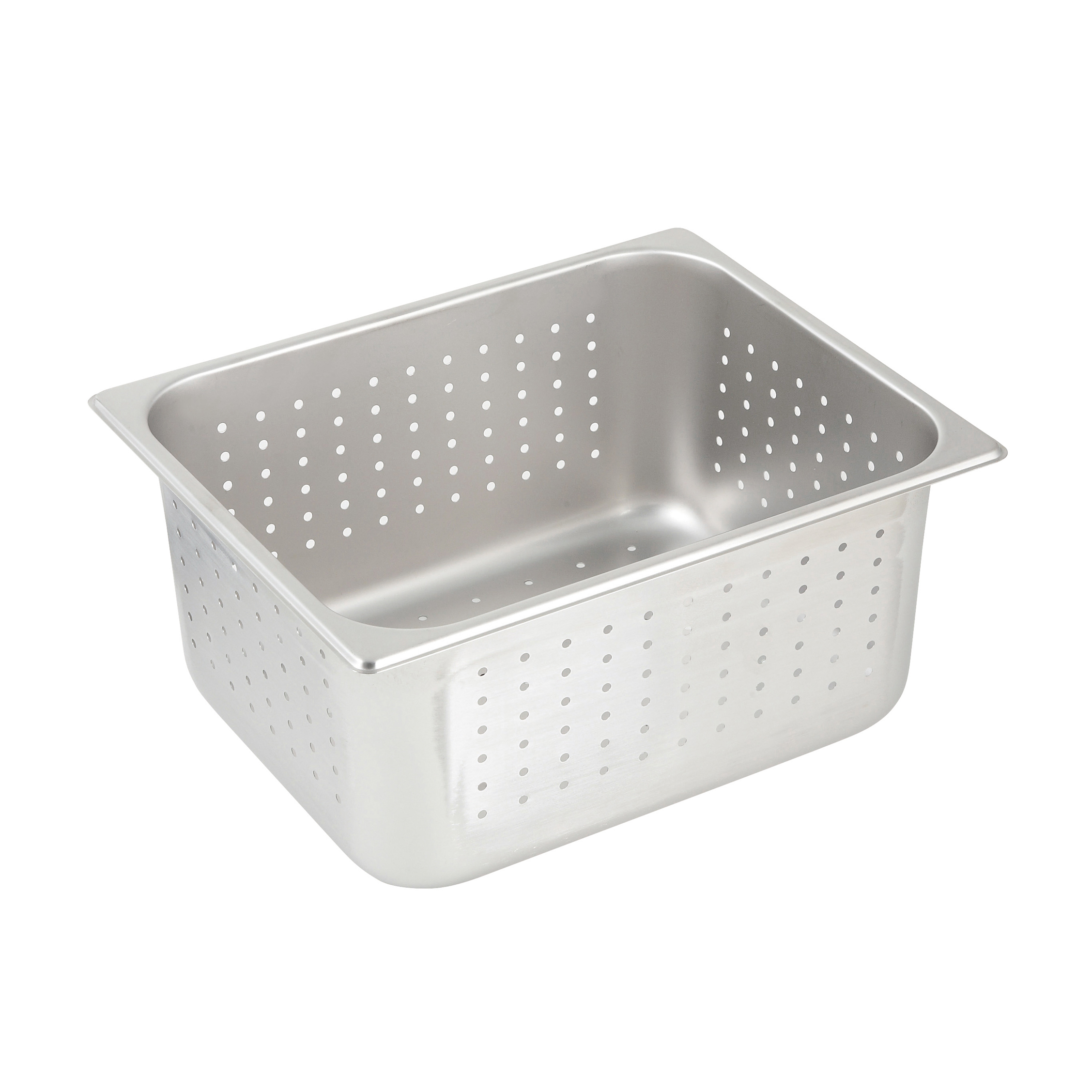 Winco SPJH-206PF steam table pan, stainless steel