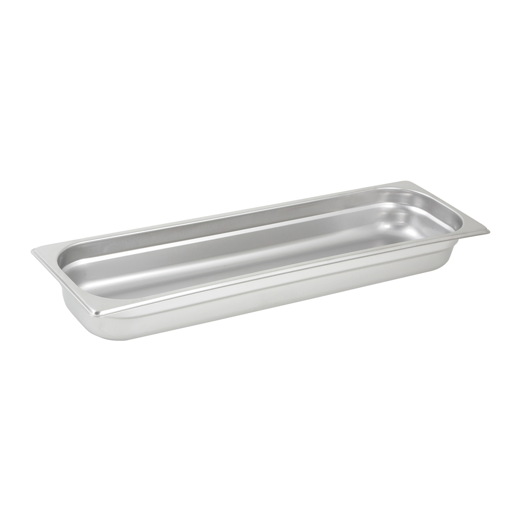 Winco SPJH-2HL steam table pan, stainless steel