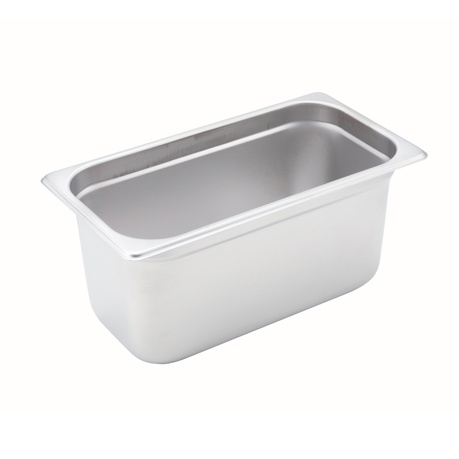 Winco SPJH-306 steam table pan, stainless steel