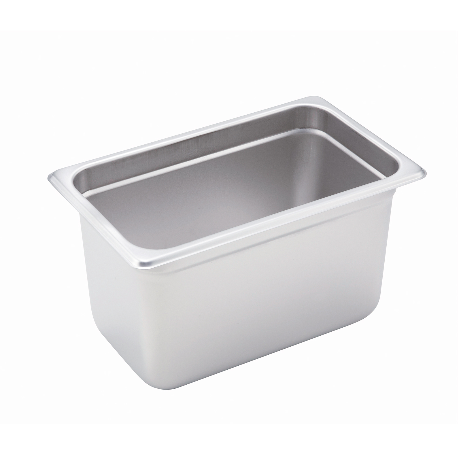 Winco SPJH-406 steam table pan, stainless steel