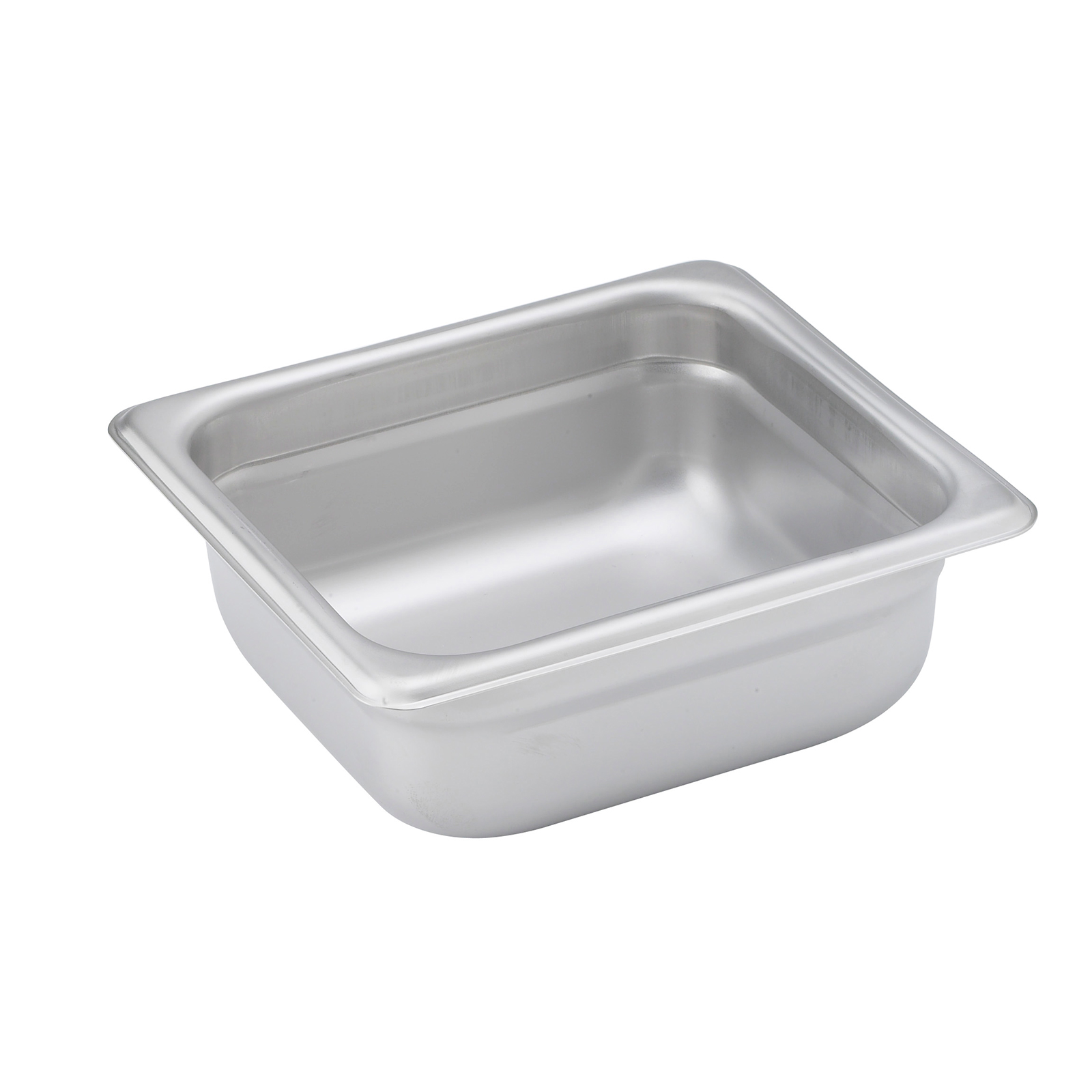 Winco SPJH-602 steam table pan, stainless steel