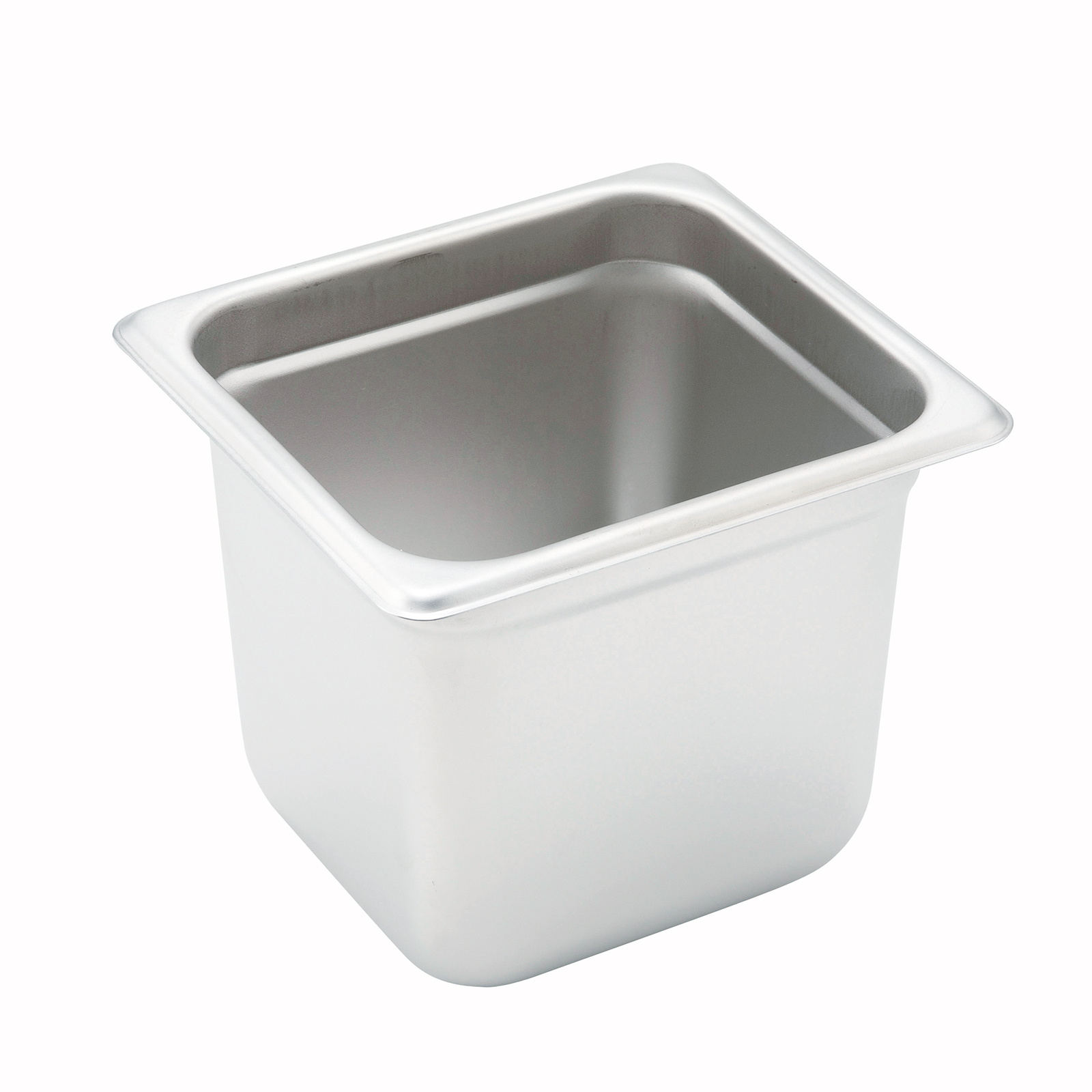 Winco SPJH-606 steam table pan, stainless steel