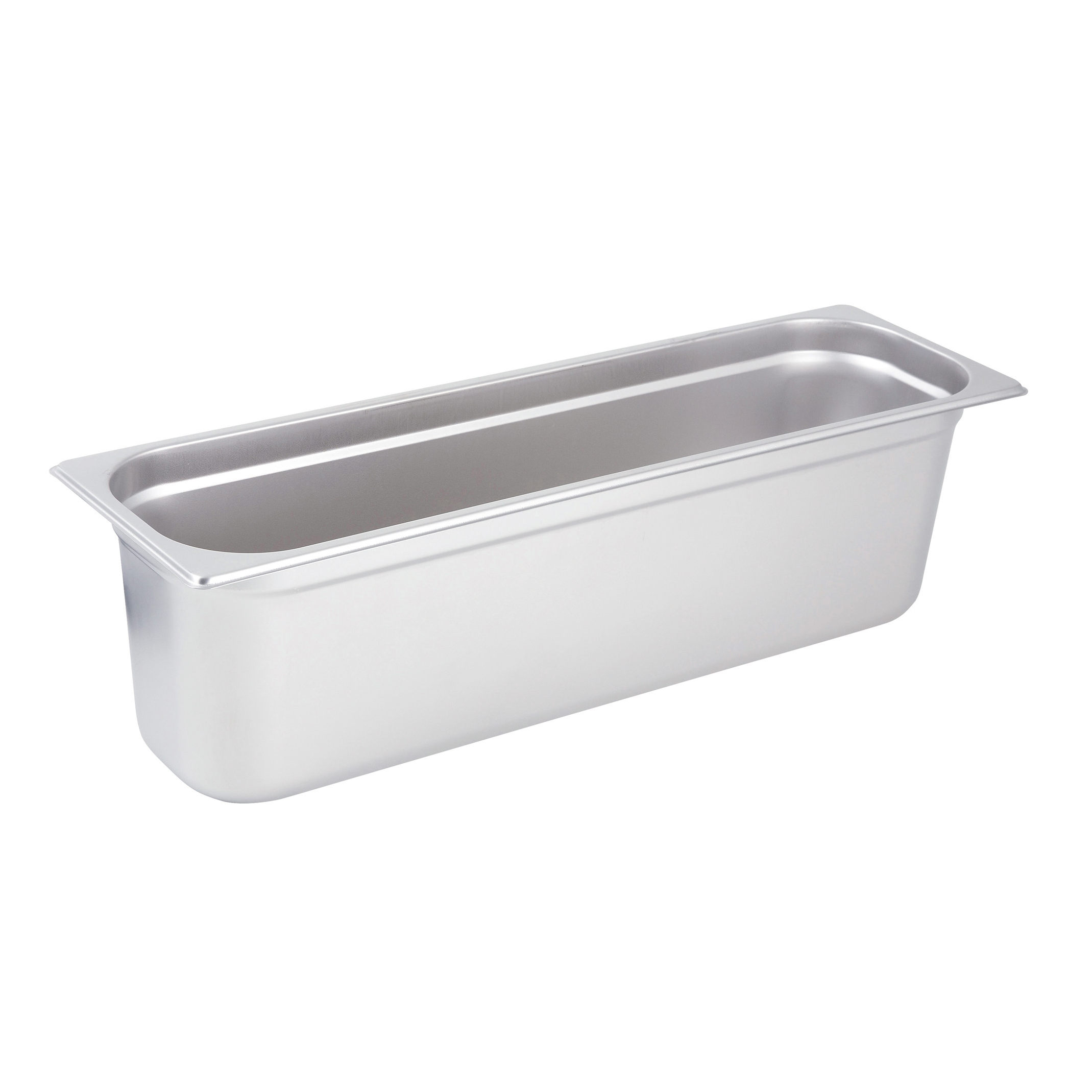 Winco SPJH-6HL steam table pan, stainless steel