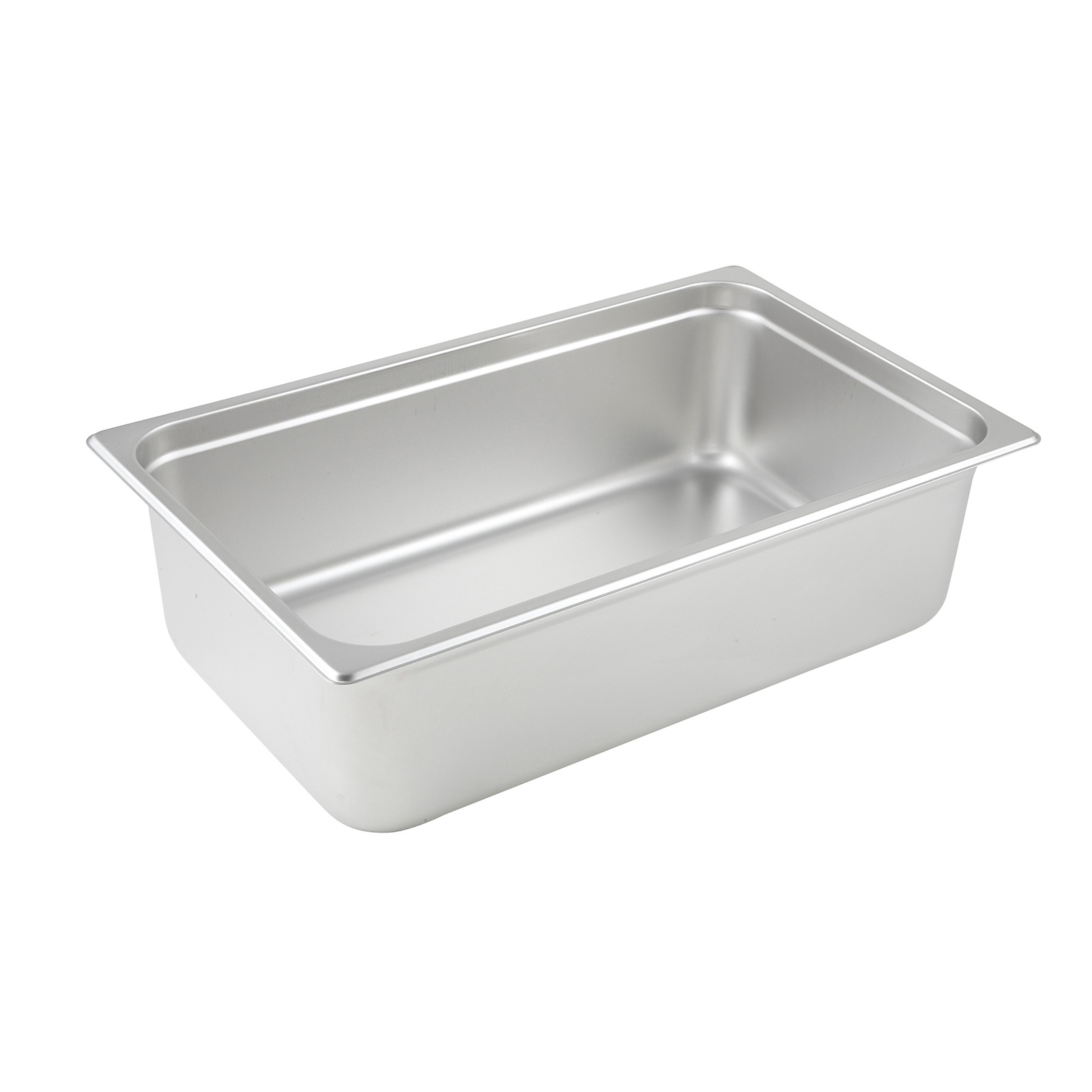 Winco SPJP-106 steam table pan, stainless steel