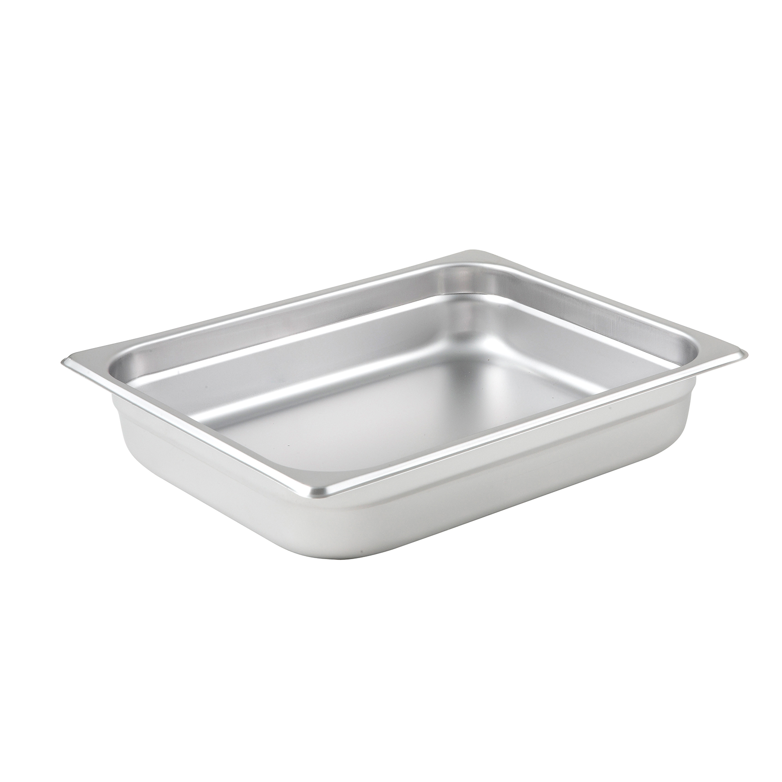 Winco SPJP-202 steam table pan, stainless steel