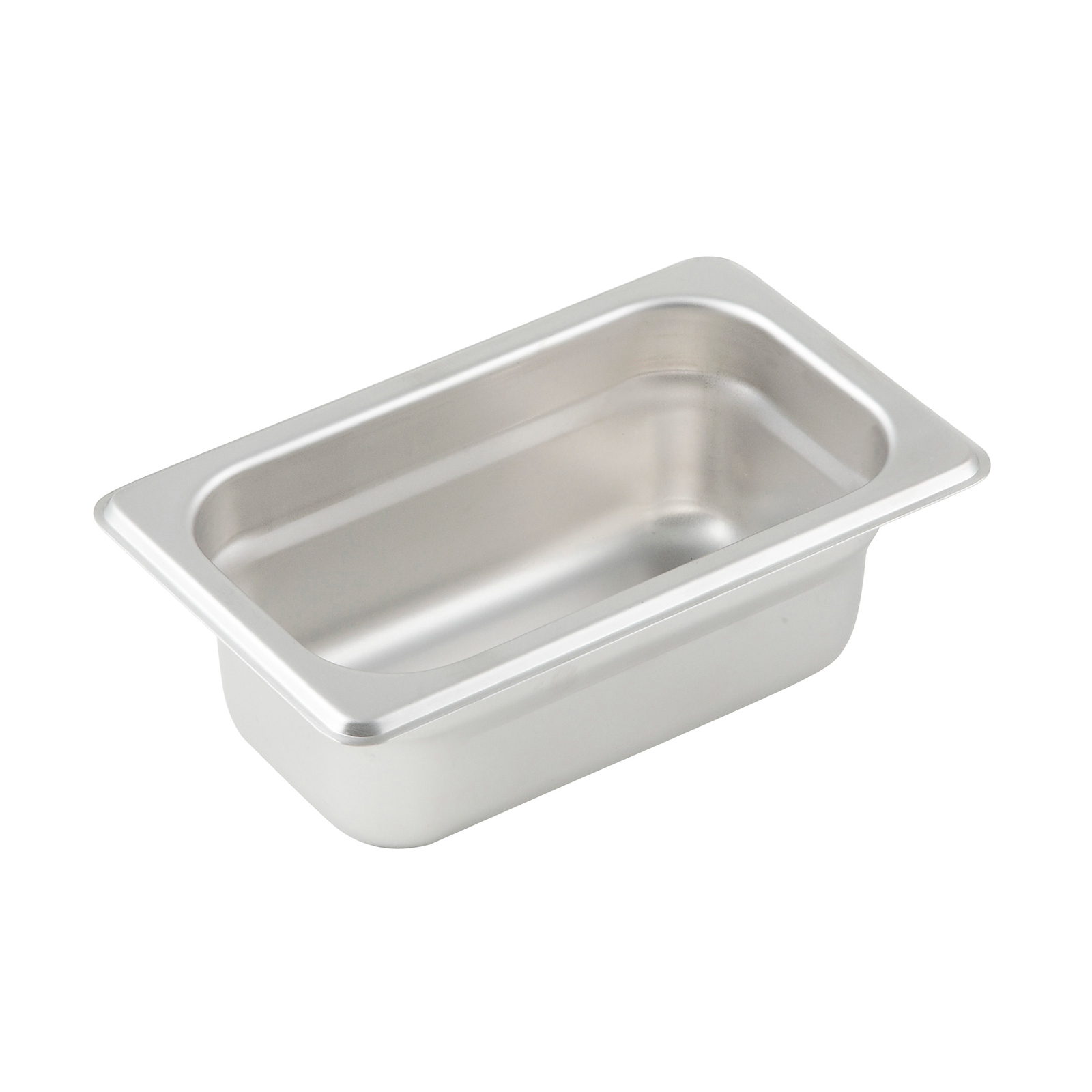 Winco SPJP-902 steam table pan, stainless steel