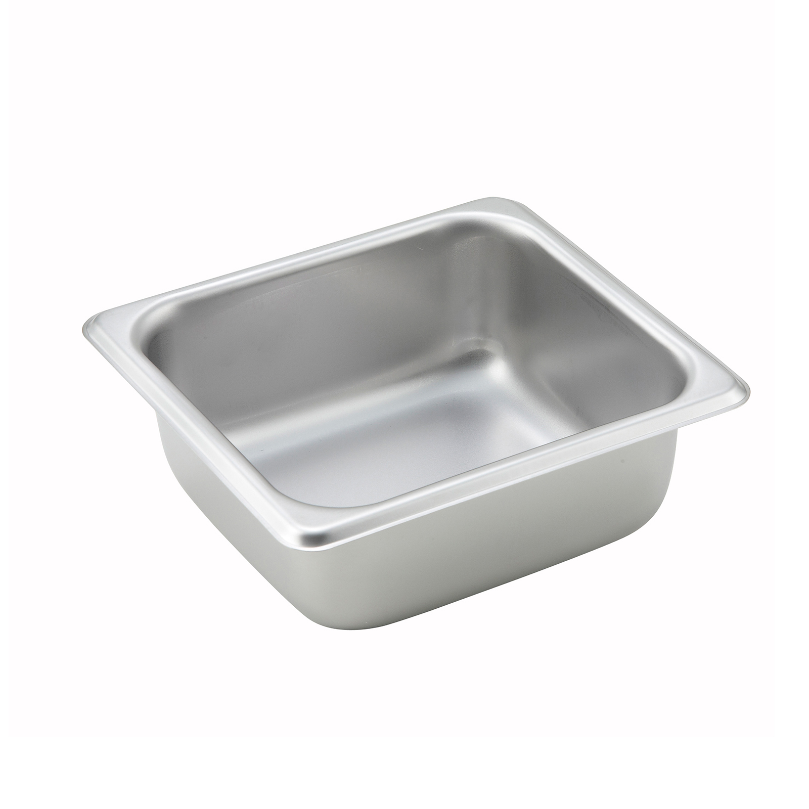 Winco SPS2 steam table pan, stainless steel