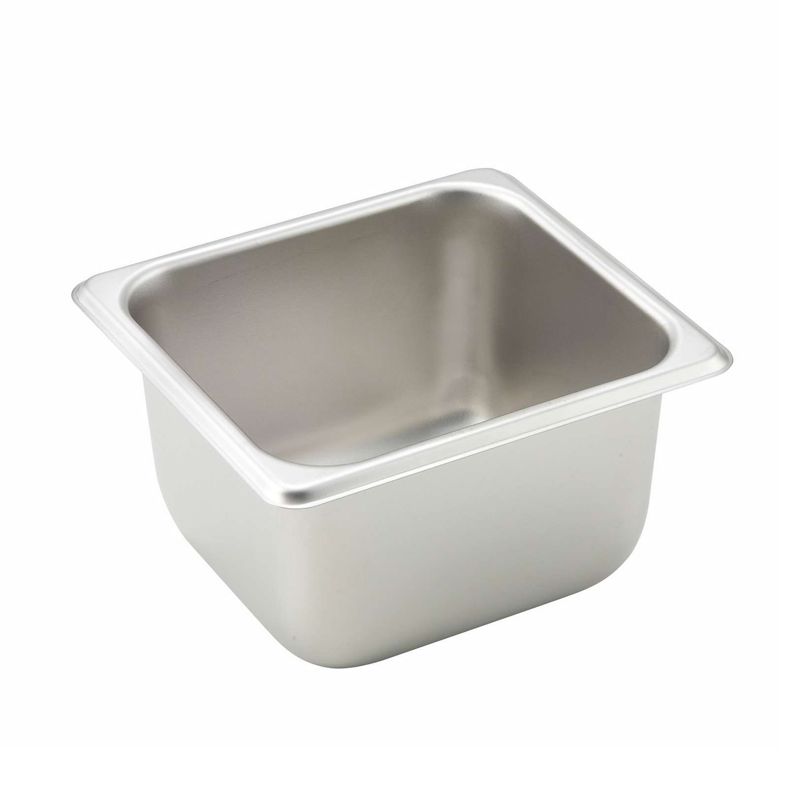 Winco SPS4 steam table pan, stainless steel