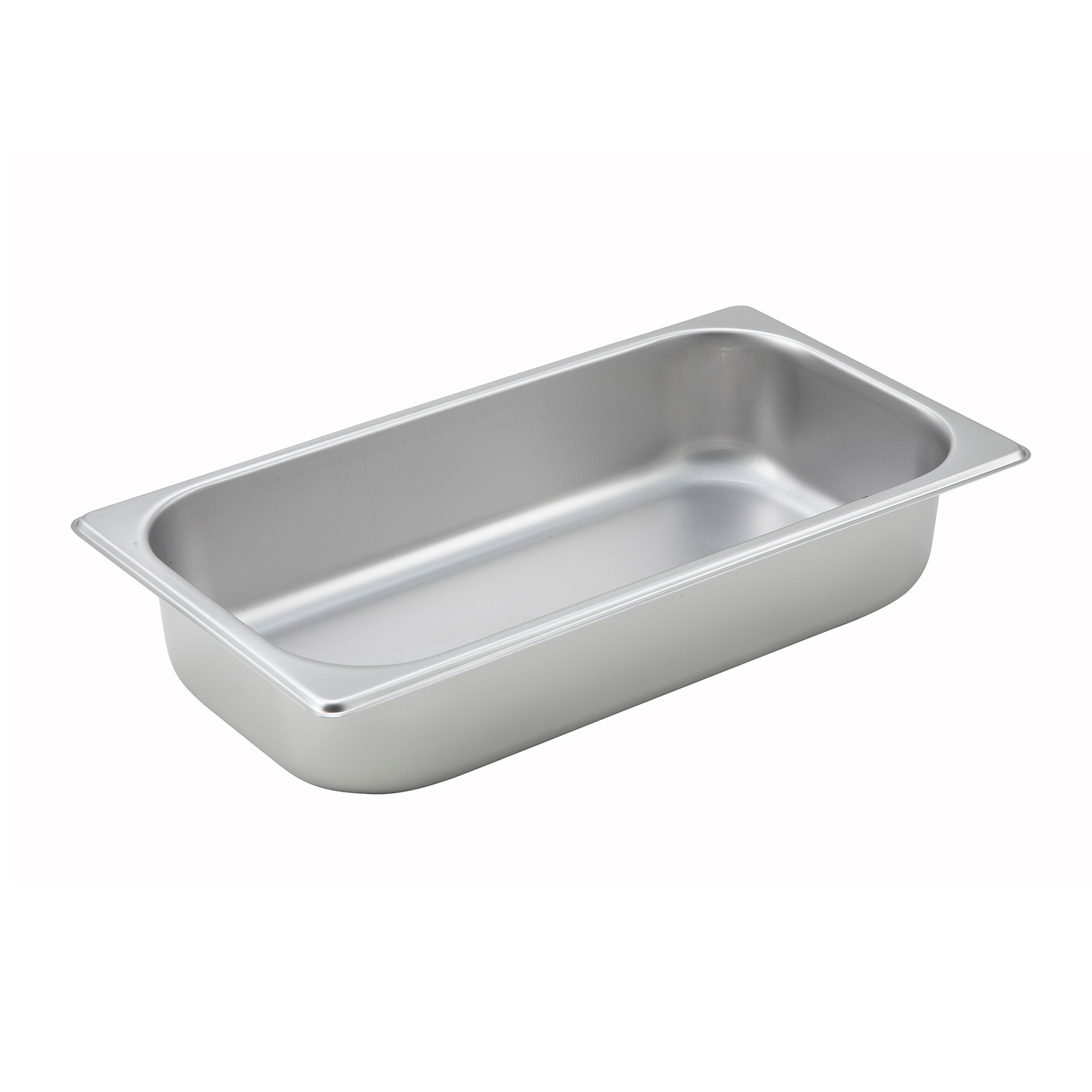 Winco SPT2 steam table pan, stainless steel