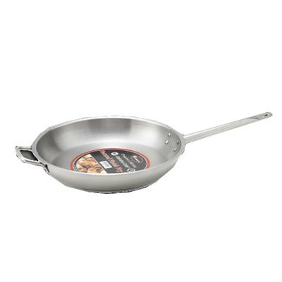 Winco SSFP-12 fry pan