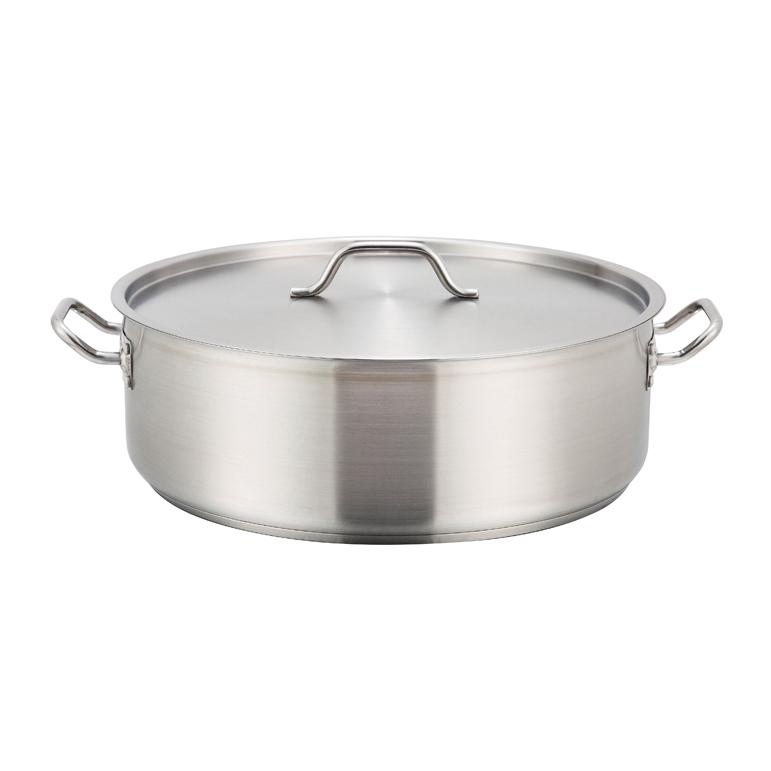 Winco SSLB-25 brazier pan