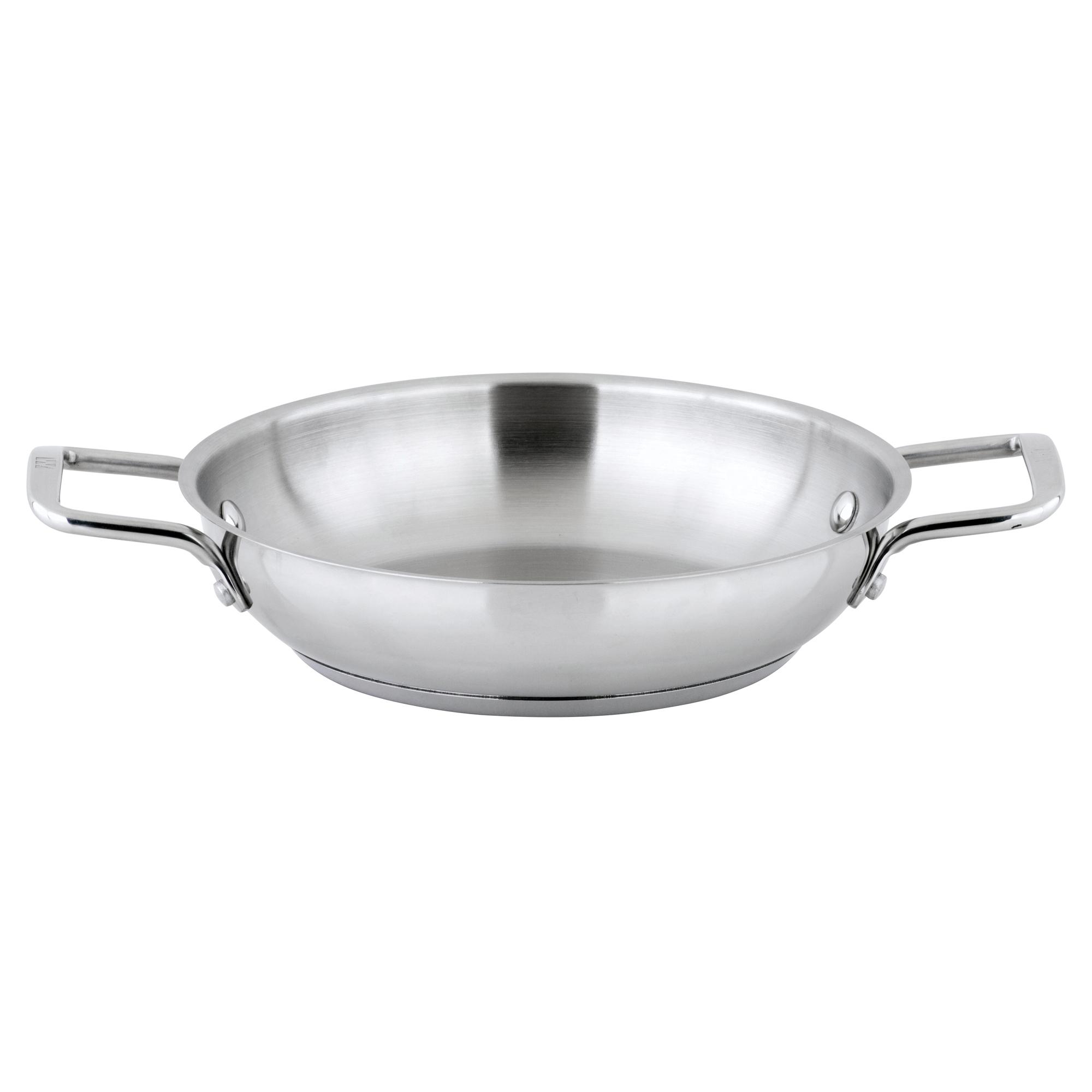 Winco SSOP-9 omelet pan