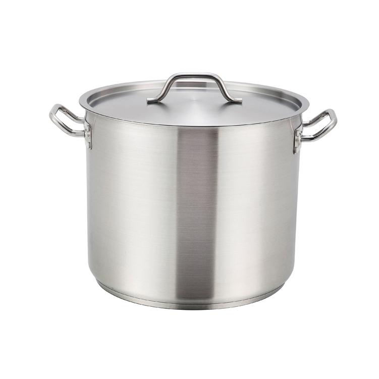 Winco SST-32 stock pot