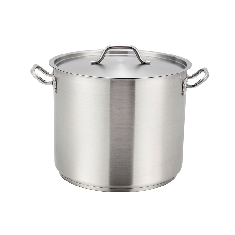 Winco SST-40 stock pot