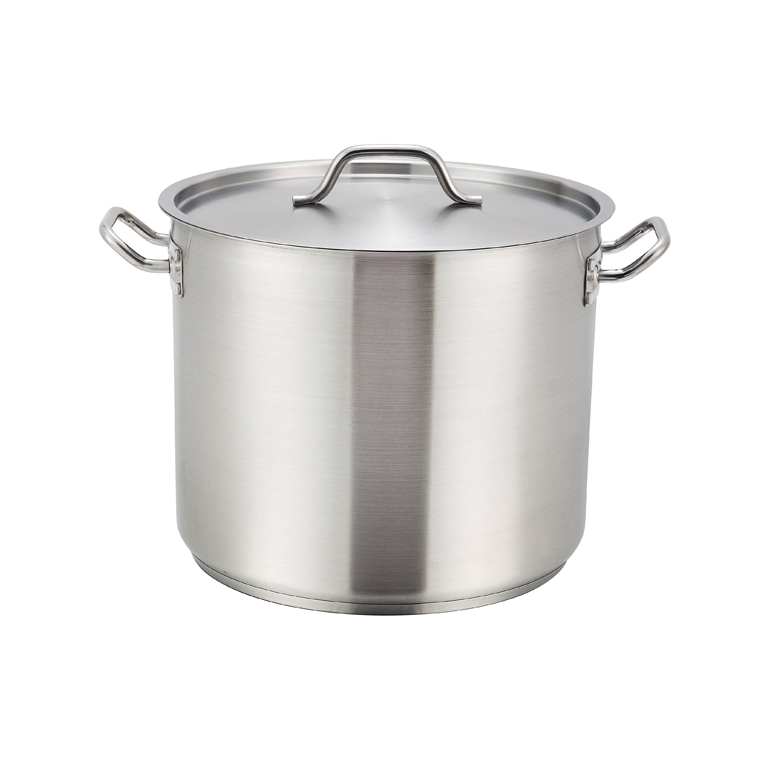Winco SST-80 stock pot