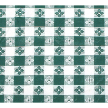 Winco TBCO-90G table cloth, vinyl