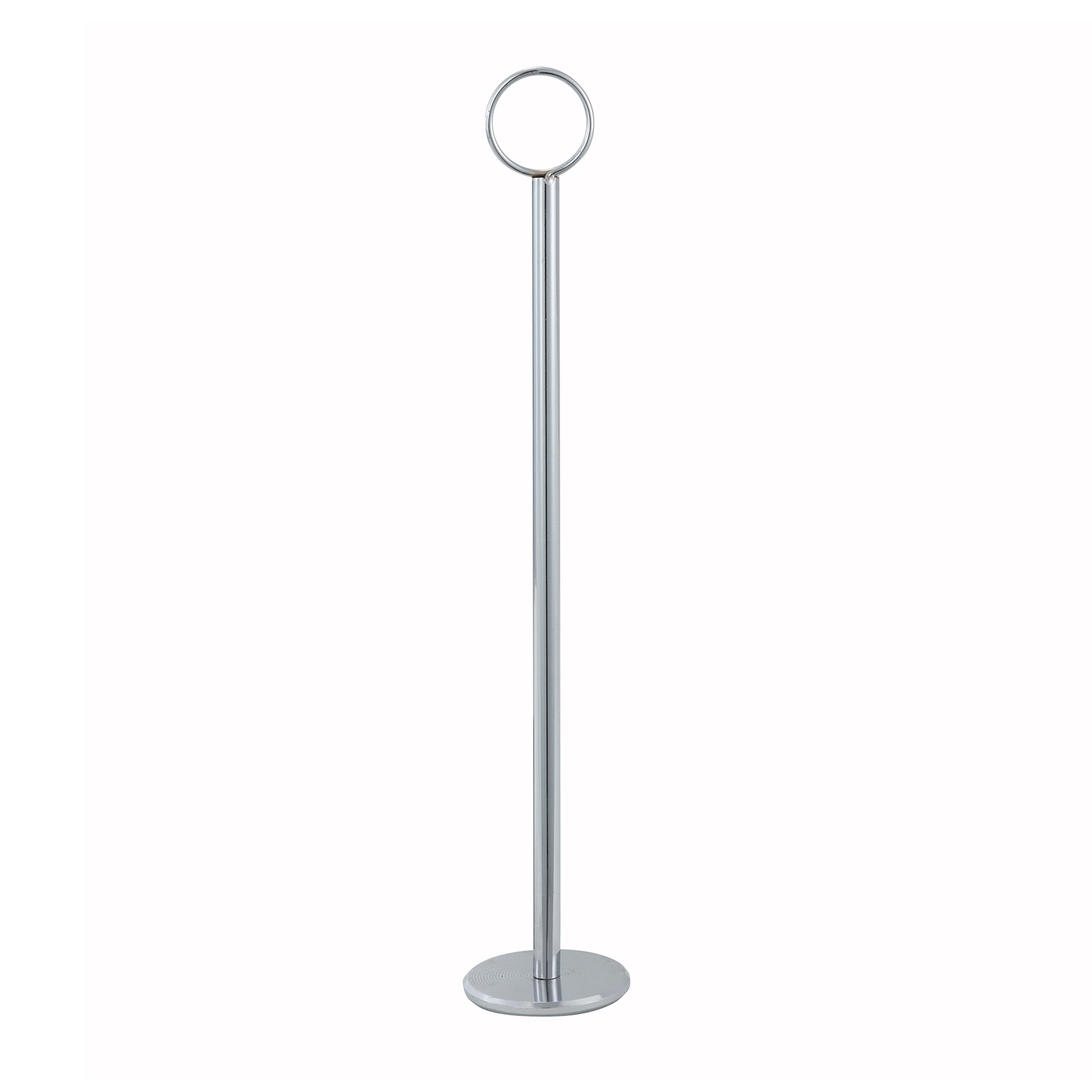 3107-12 Winco TBH-12 menu card holder / number stand