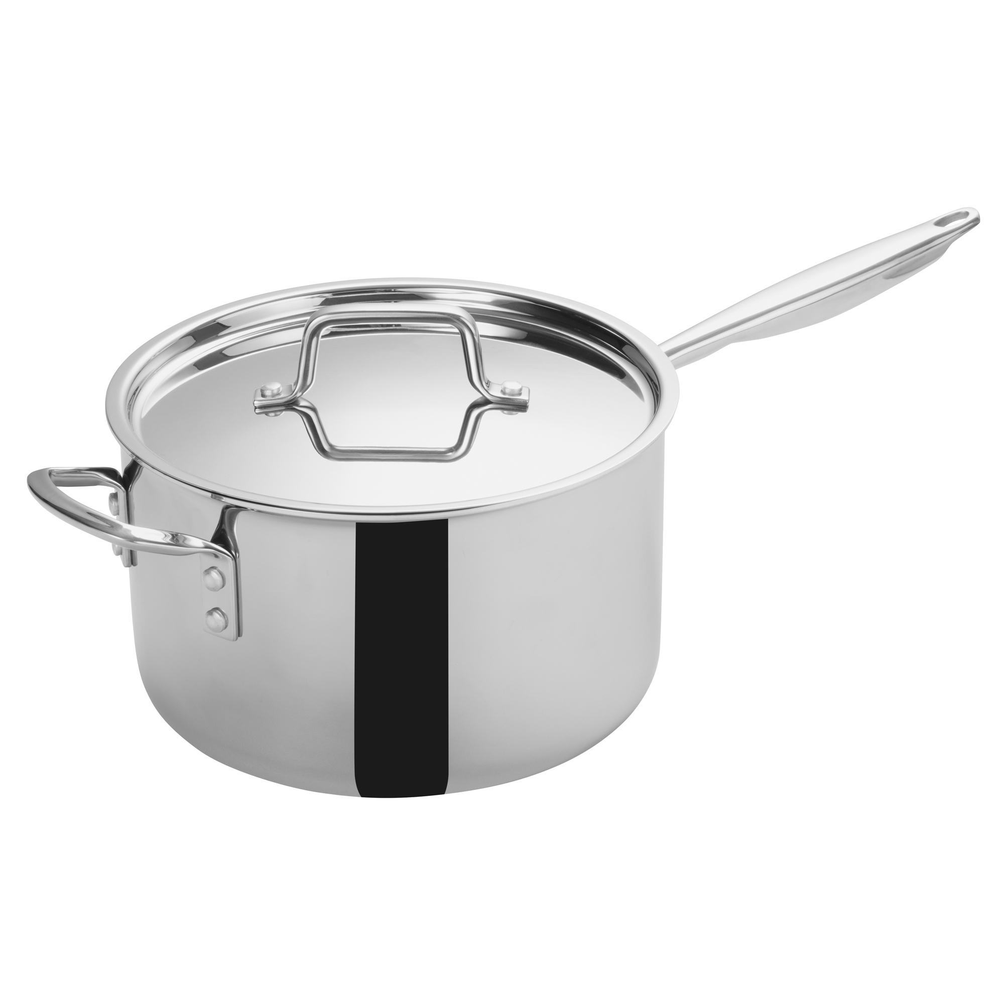 Winco TGAP-7 sauce pan