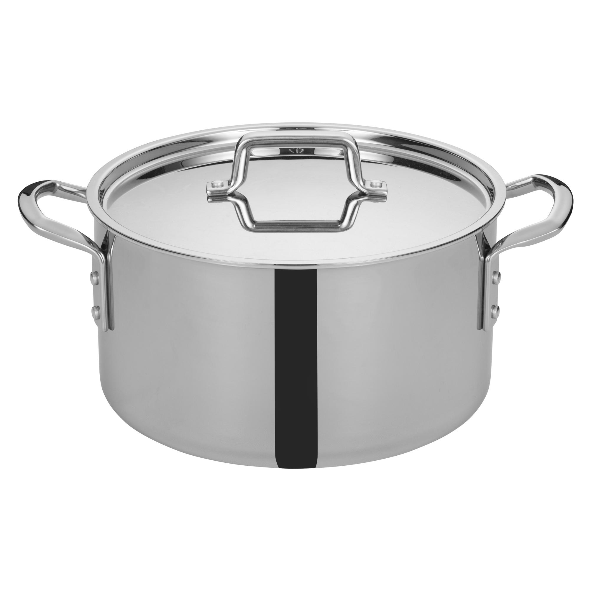 Winco TGSP-12 stock pot