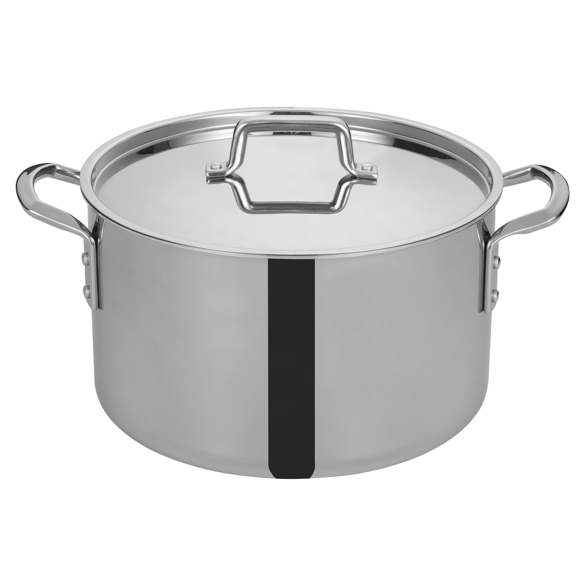 Winco TGSP-16 stock pot