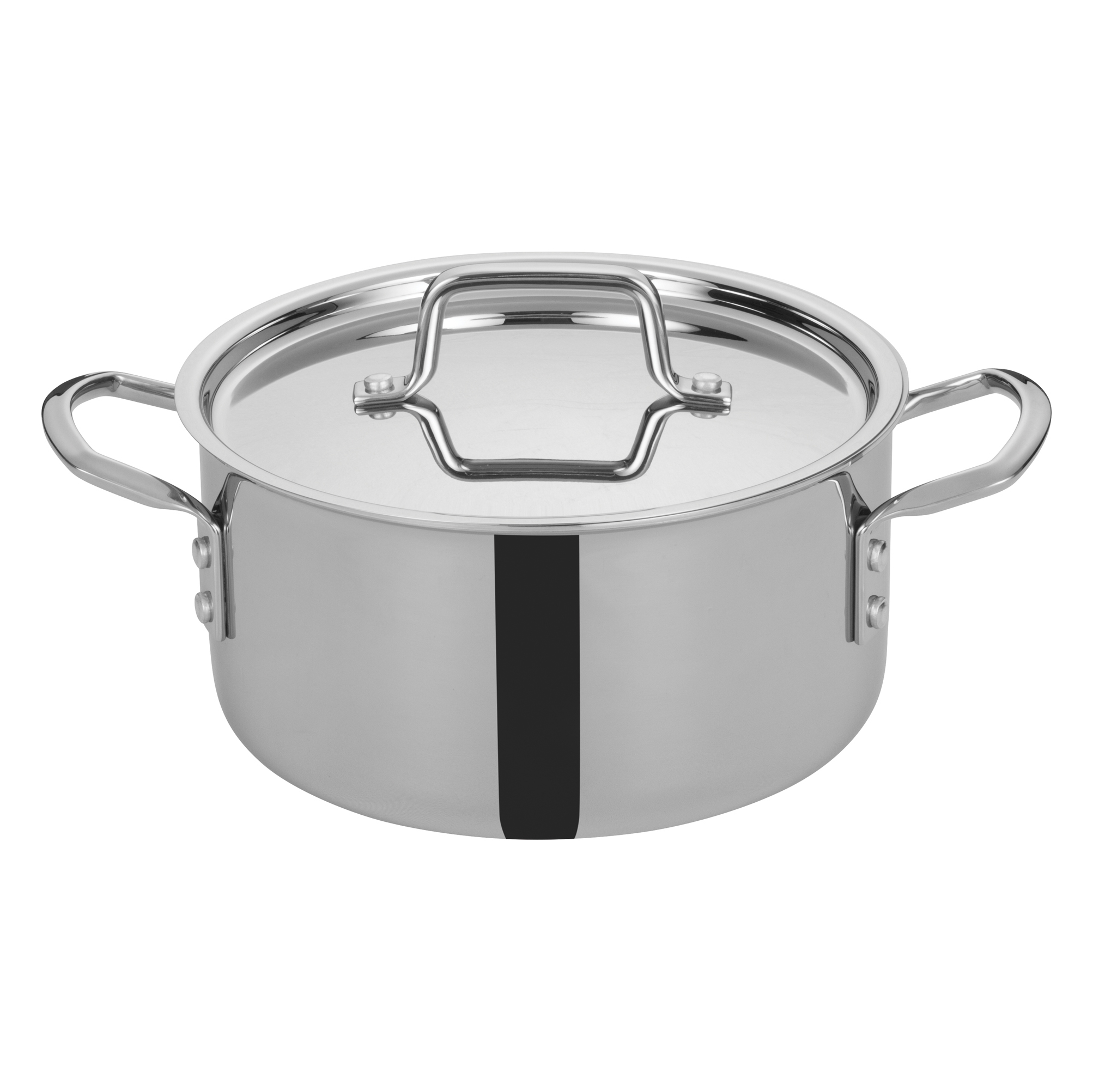 Winco TGSP-4 stock pot