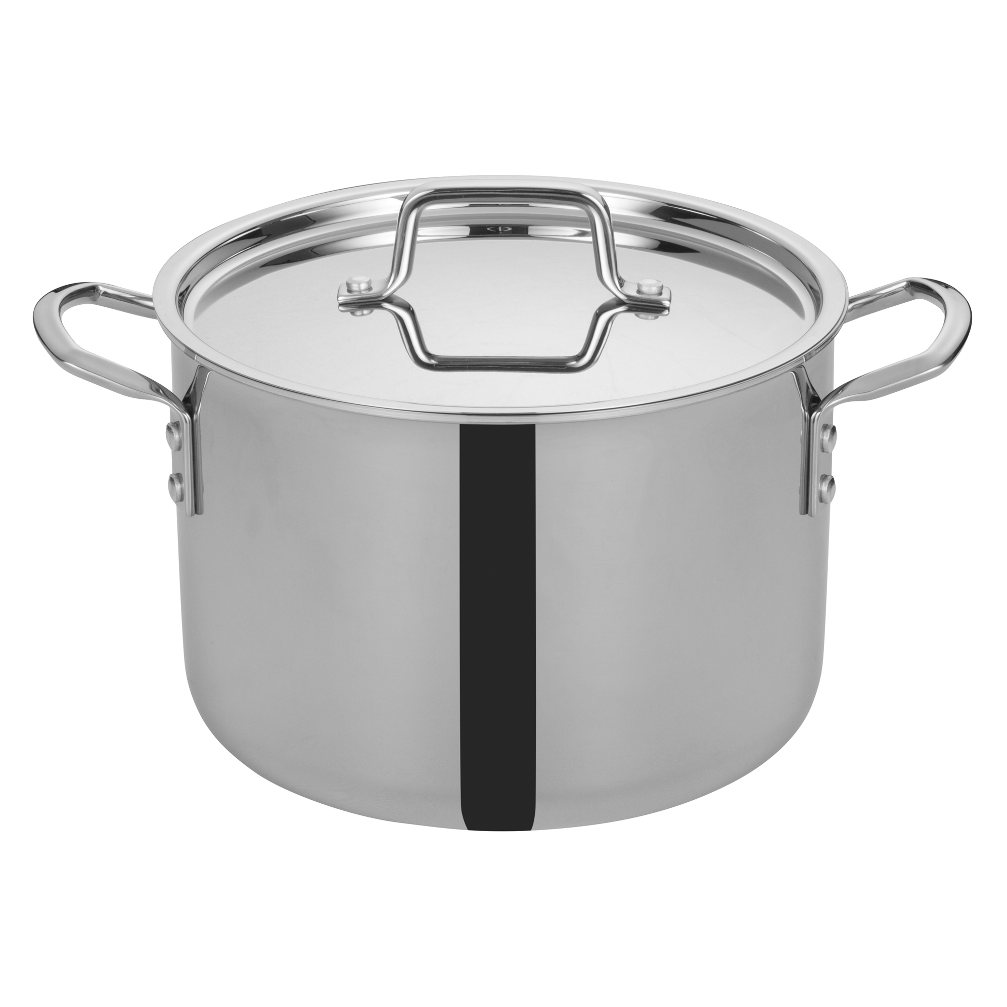 Winco TGSP-8 stock pot