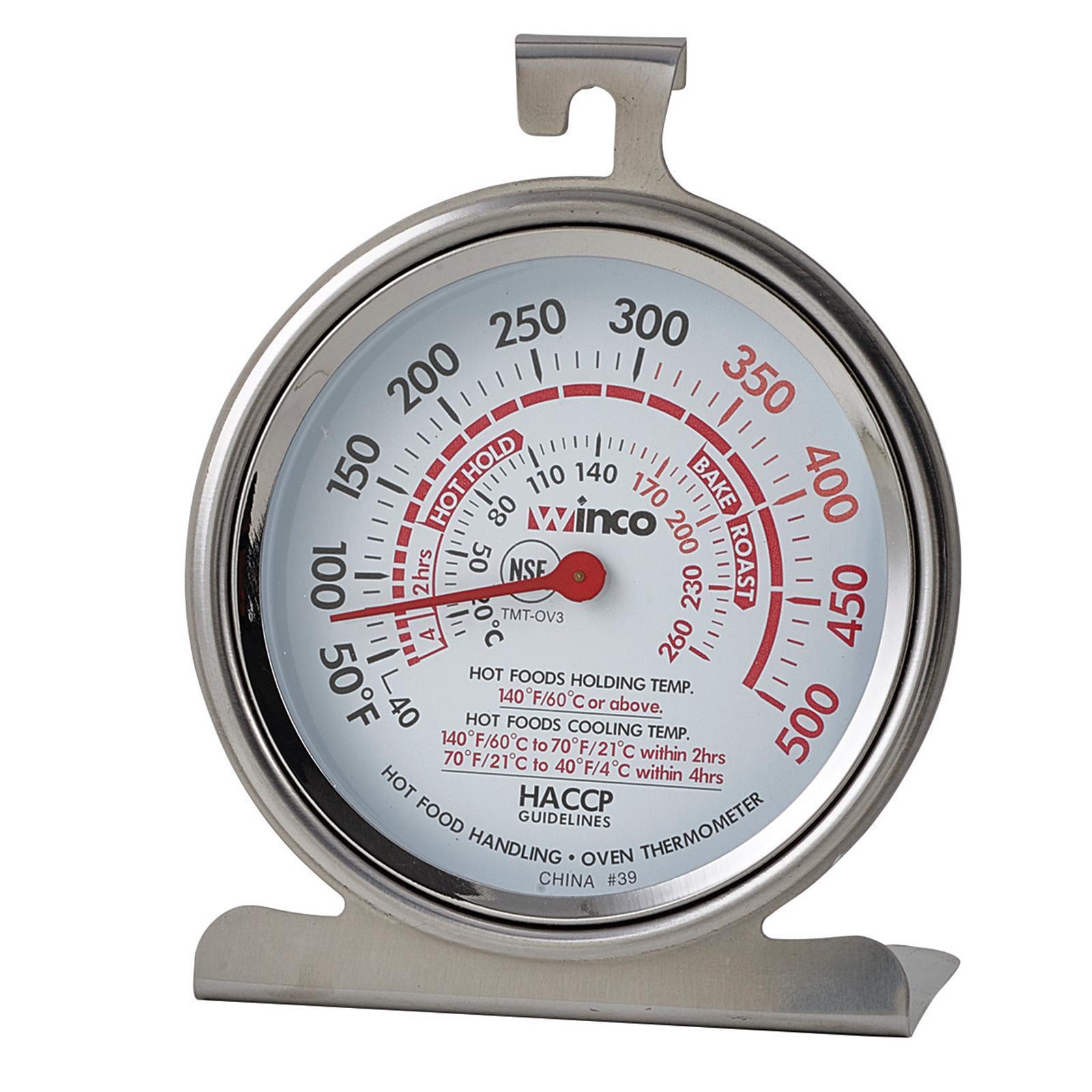 Winco TMT-OV3 oven thermometer