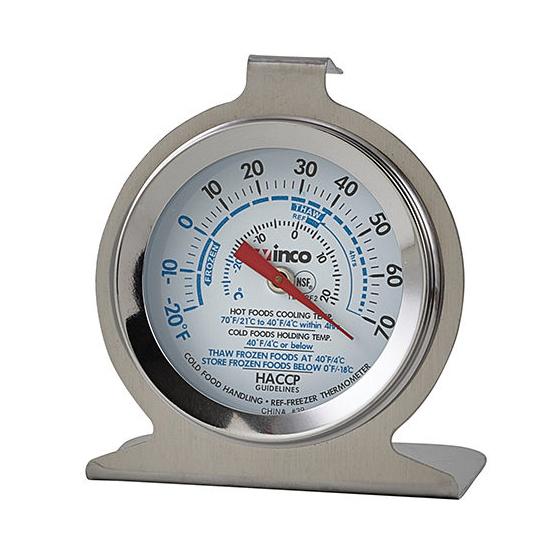 2650-12 Winco TMT-RF2 thermometer, refrig freezer