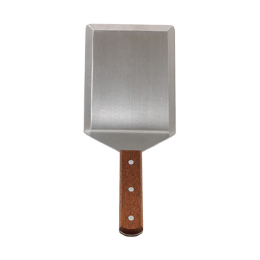 Winco TN56 turner, solid, stainless steel