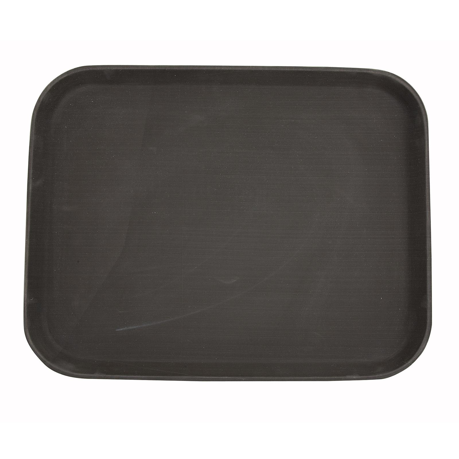 Winco TRH-1418 serving tray, non-skid