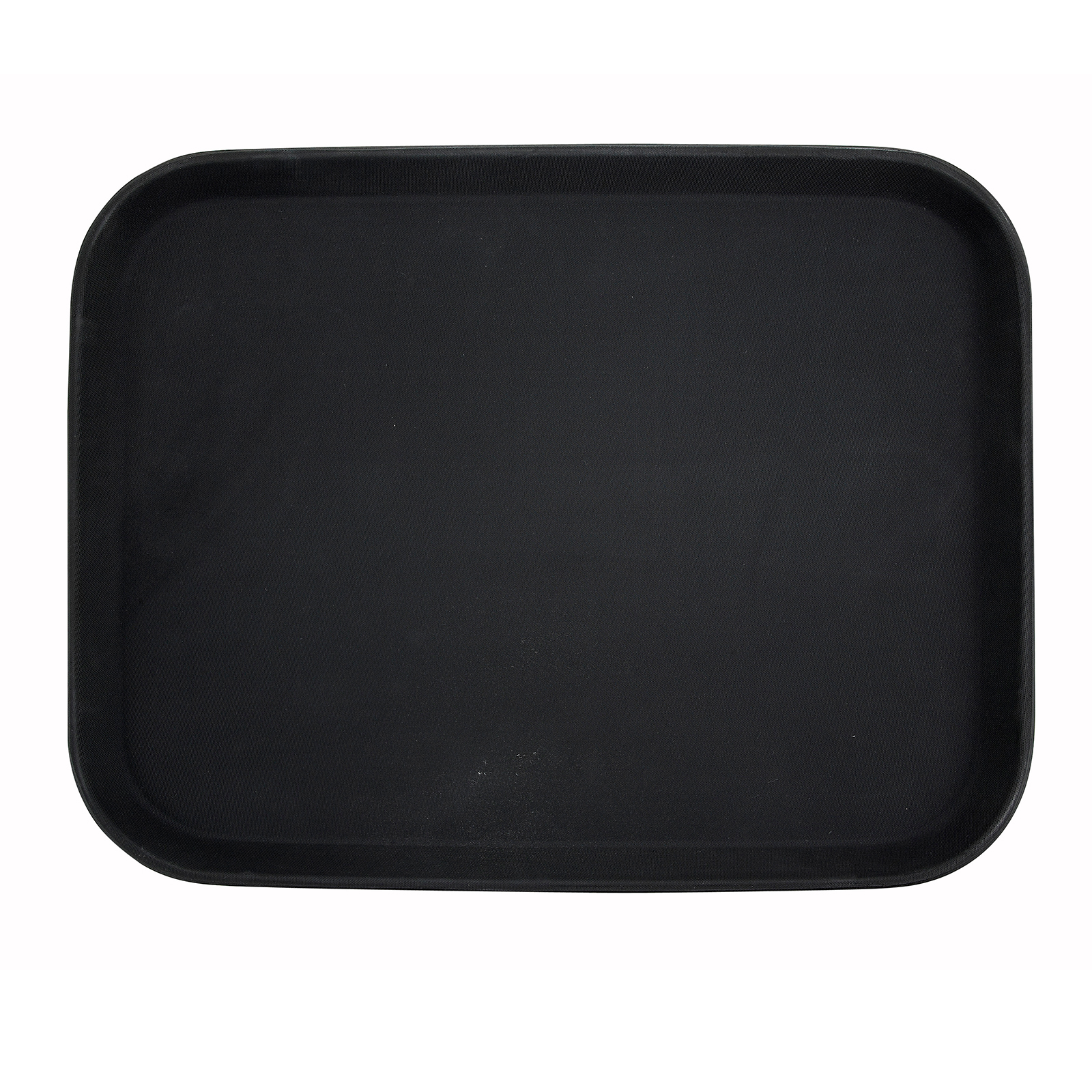 Winco TRH-1418K serving tray, non-skid
