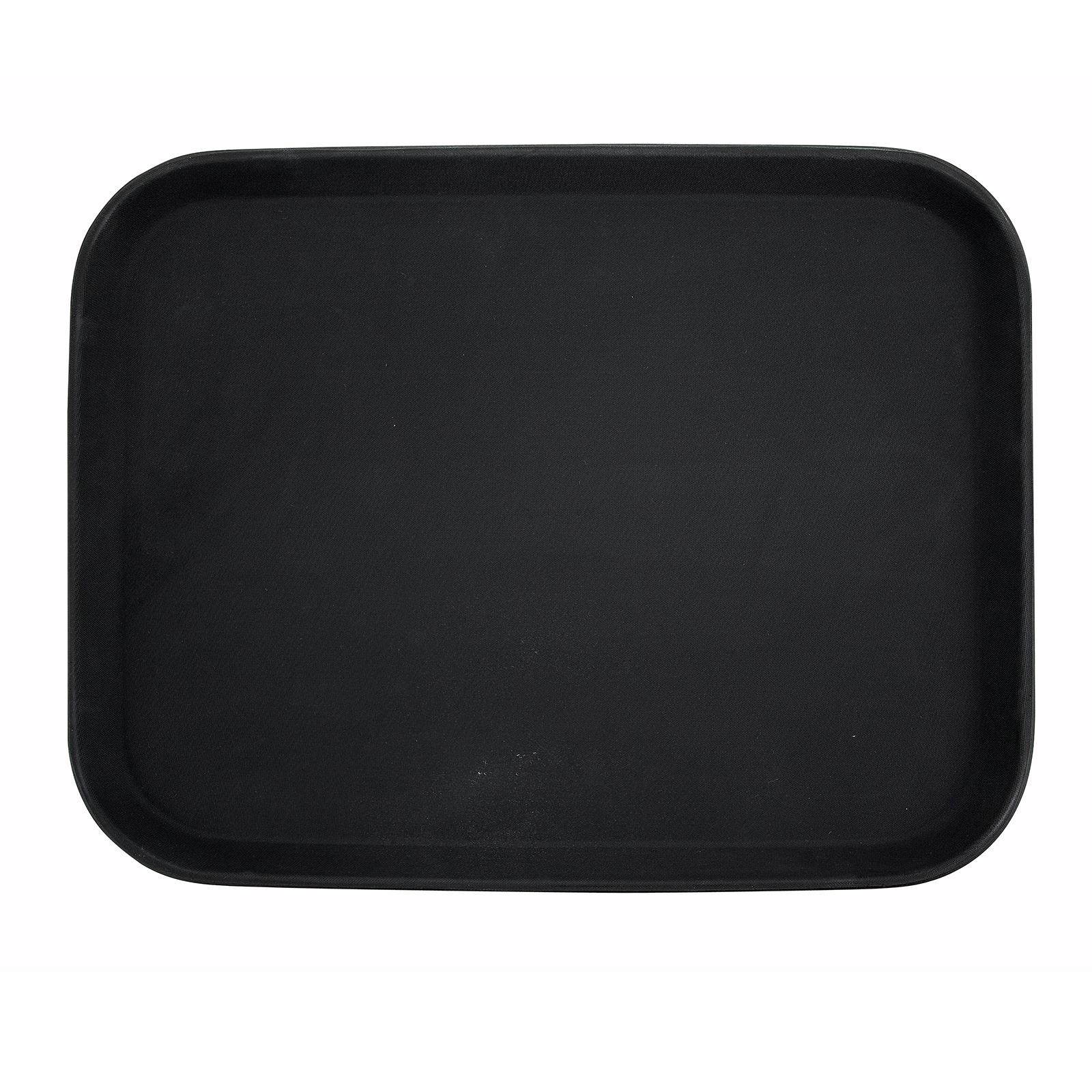 Winco TRH-1418K serving tray, non-skid