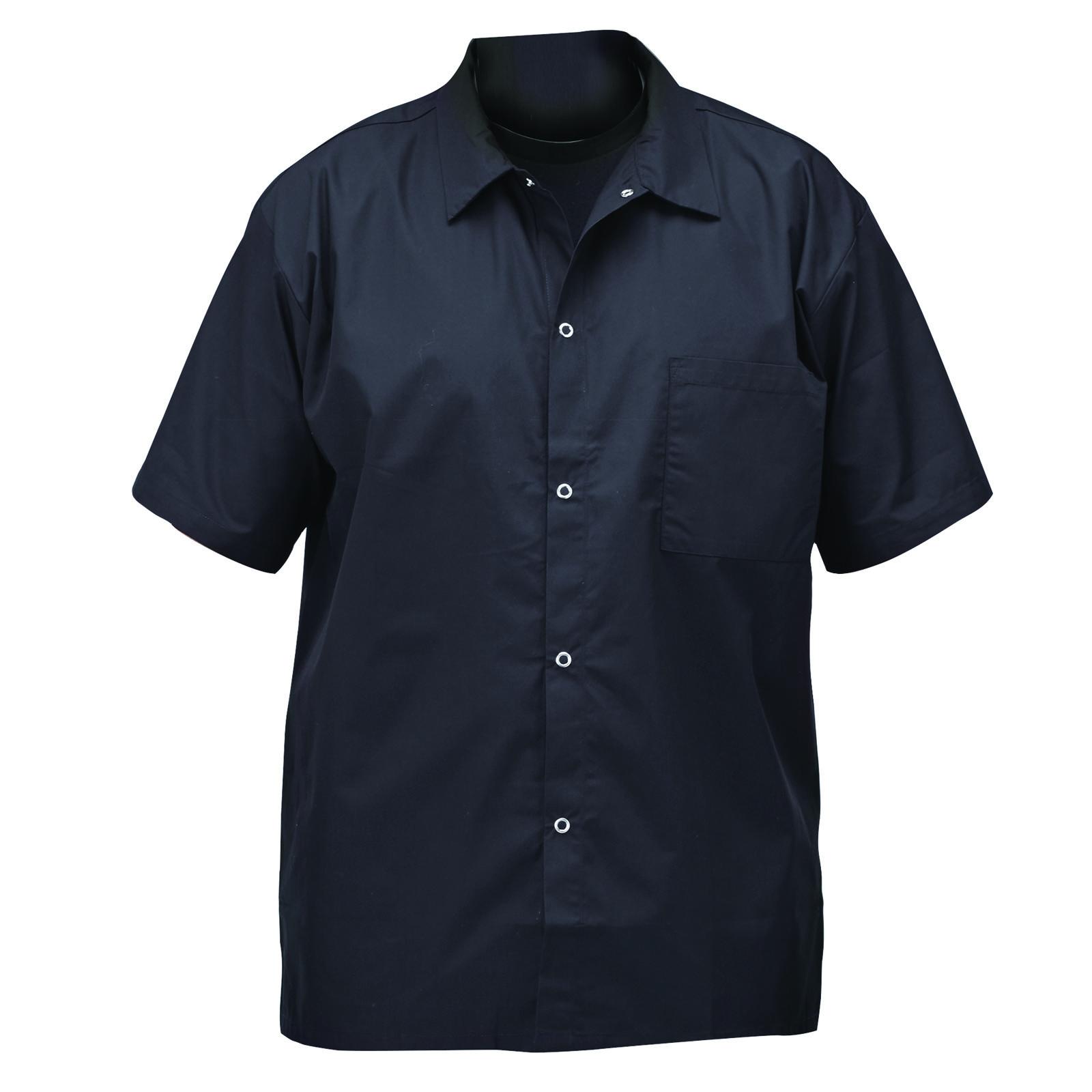 Winco UNF-1KXL cook's shirt