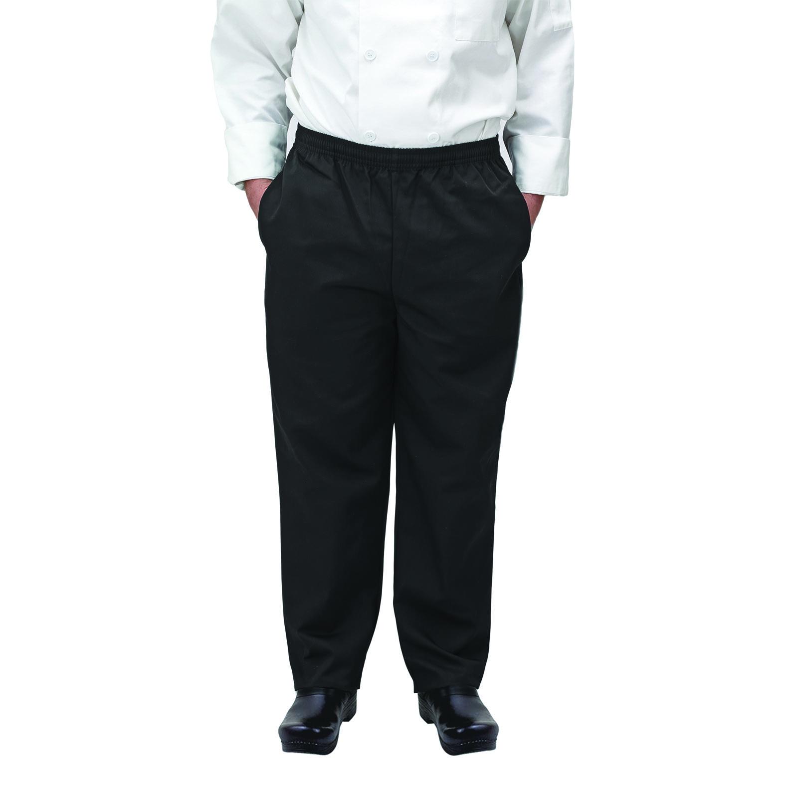 Winco UNF-2KM chef's pants