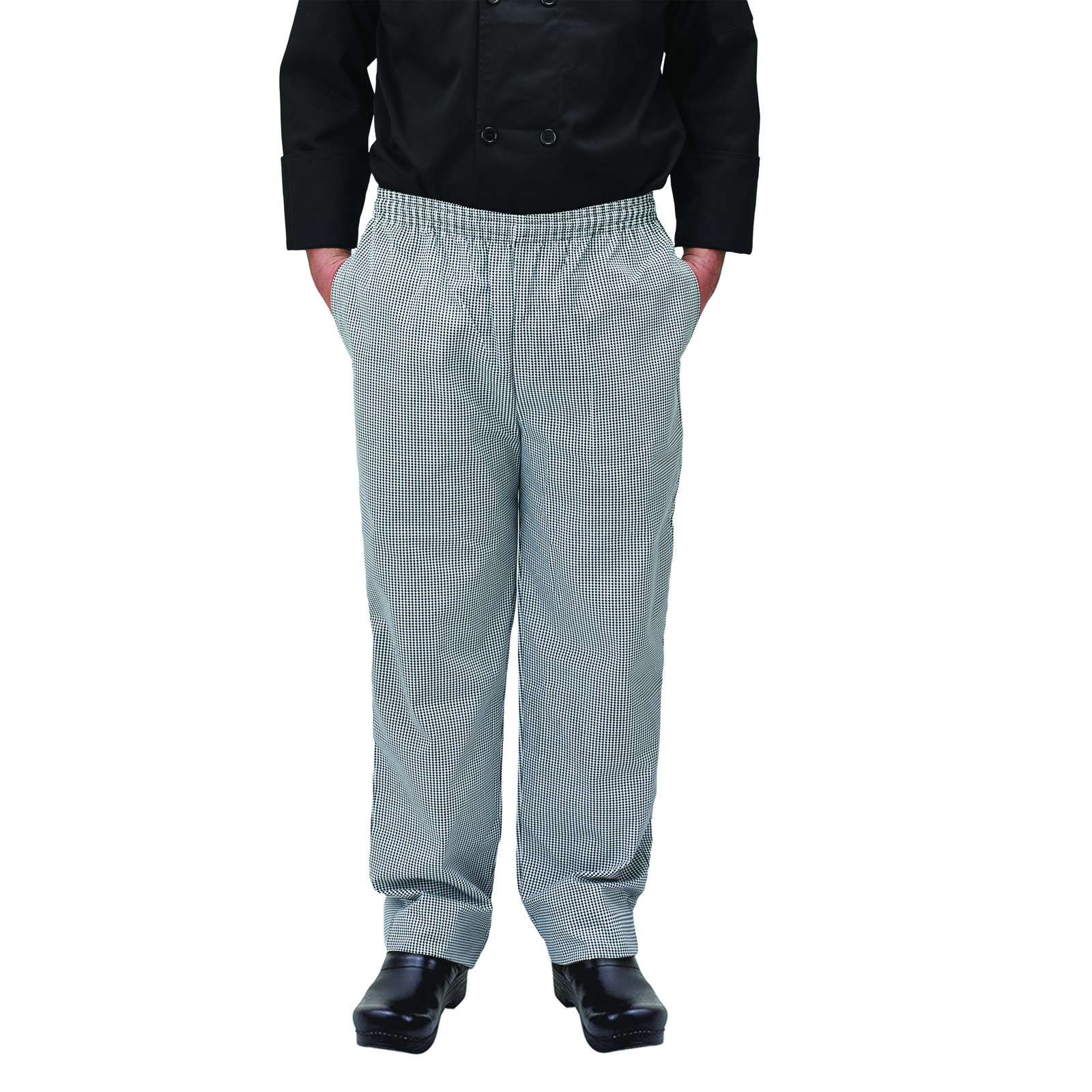 Winco UNF-4KM chef's pants