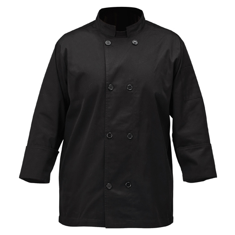 Winco UNF-6KM chef's coat