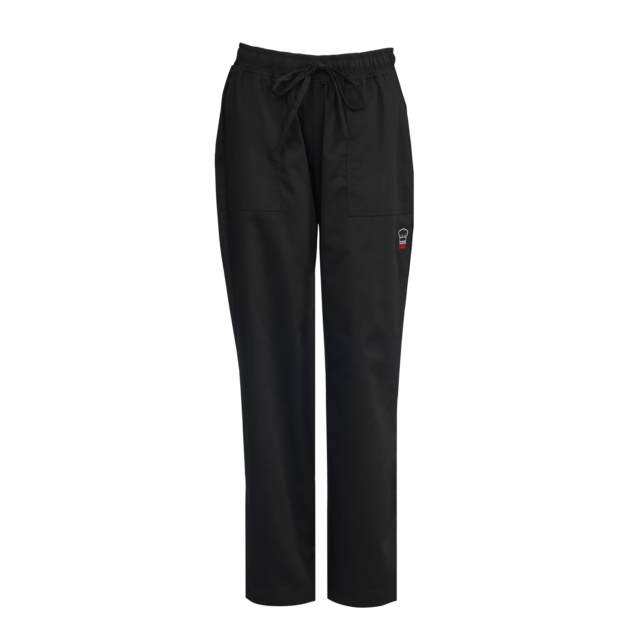 Winco UNF-8KL chef's pants