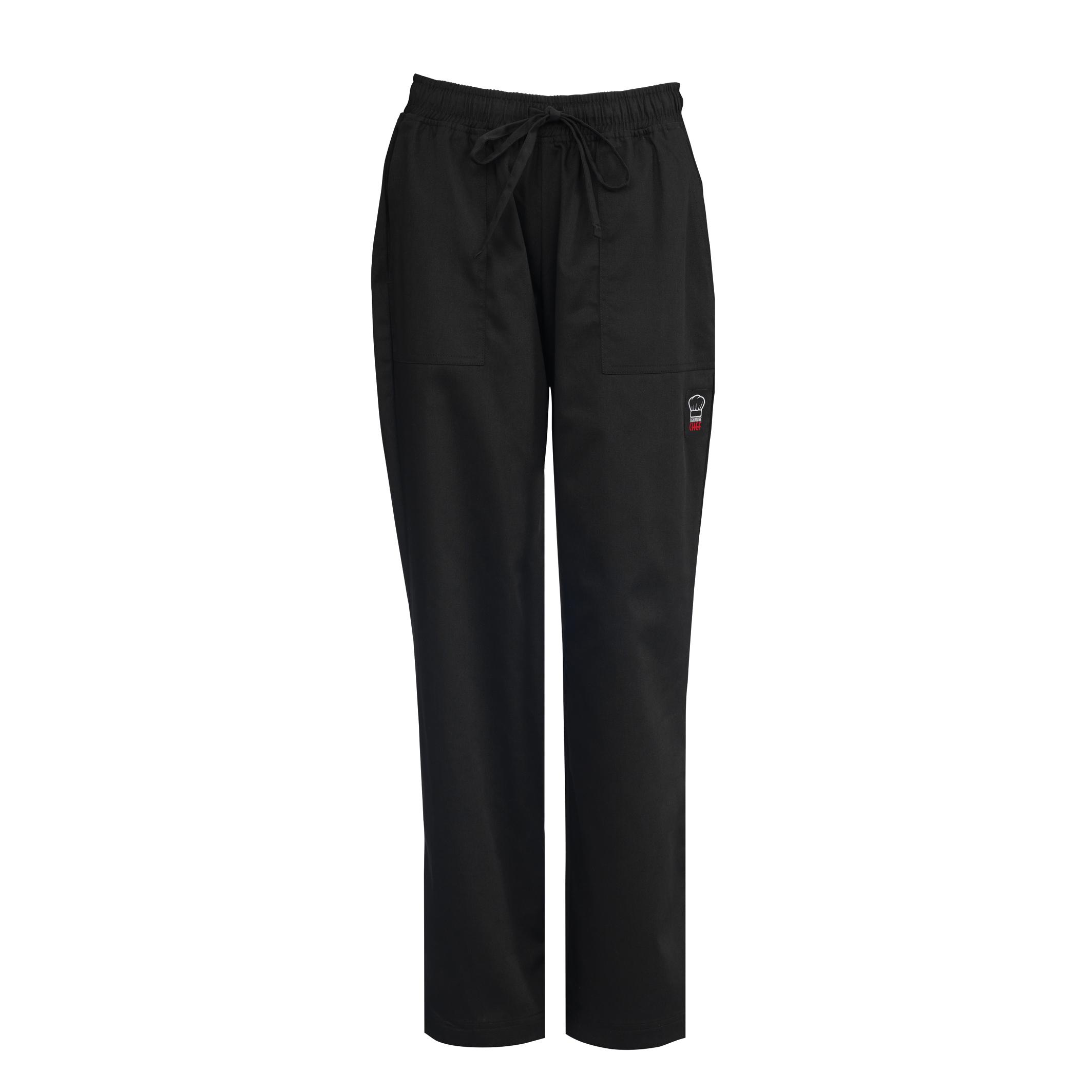 Winco UNF-8KS chef\'s pants