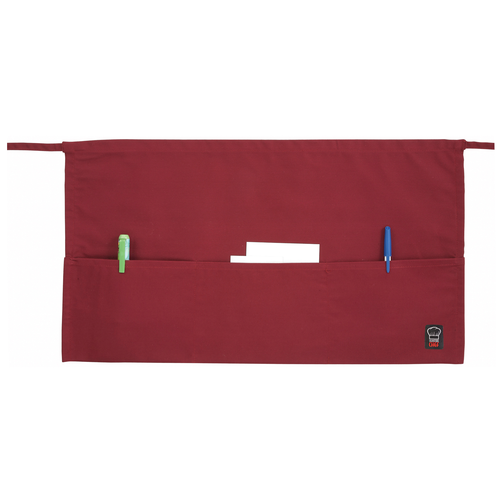 Winco WA-1221R waist apron