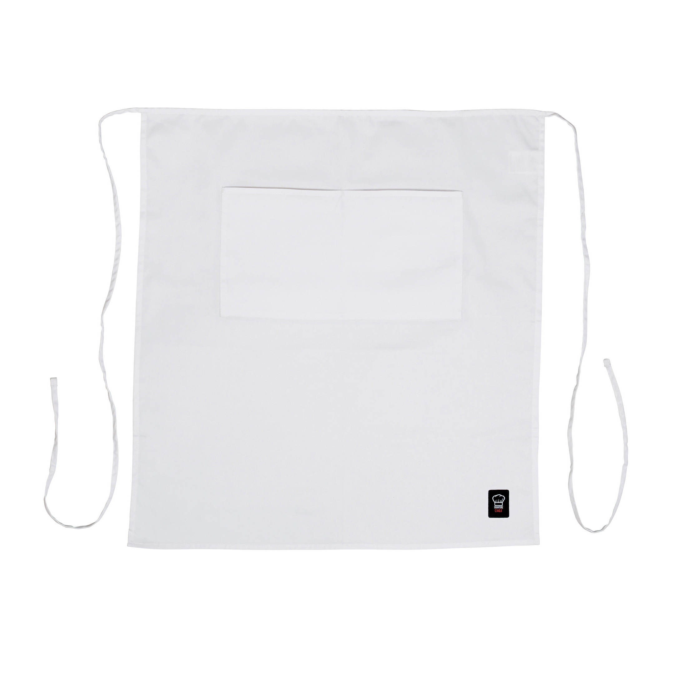 Winco WA-3129WH waist apron