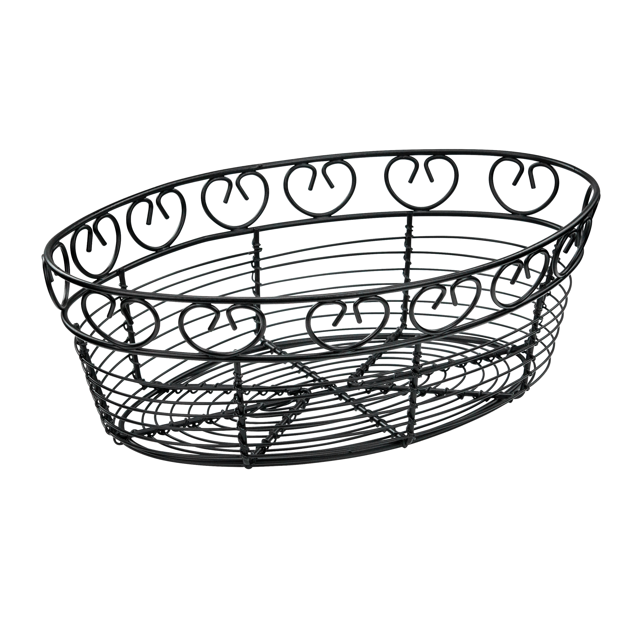 Winco WBKG-10O basket, tabletop, metal