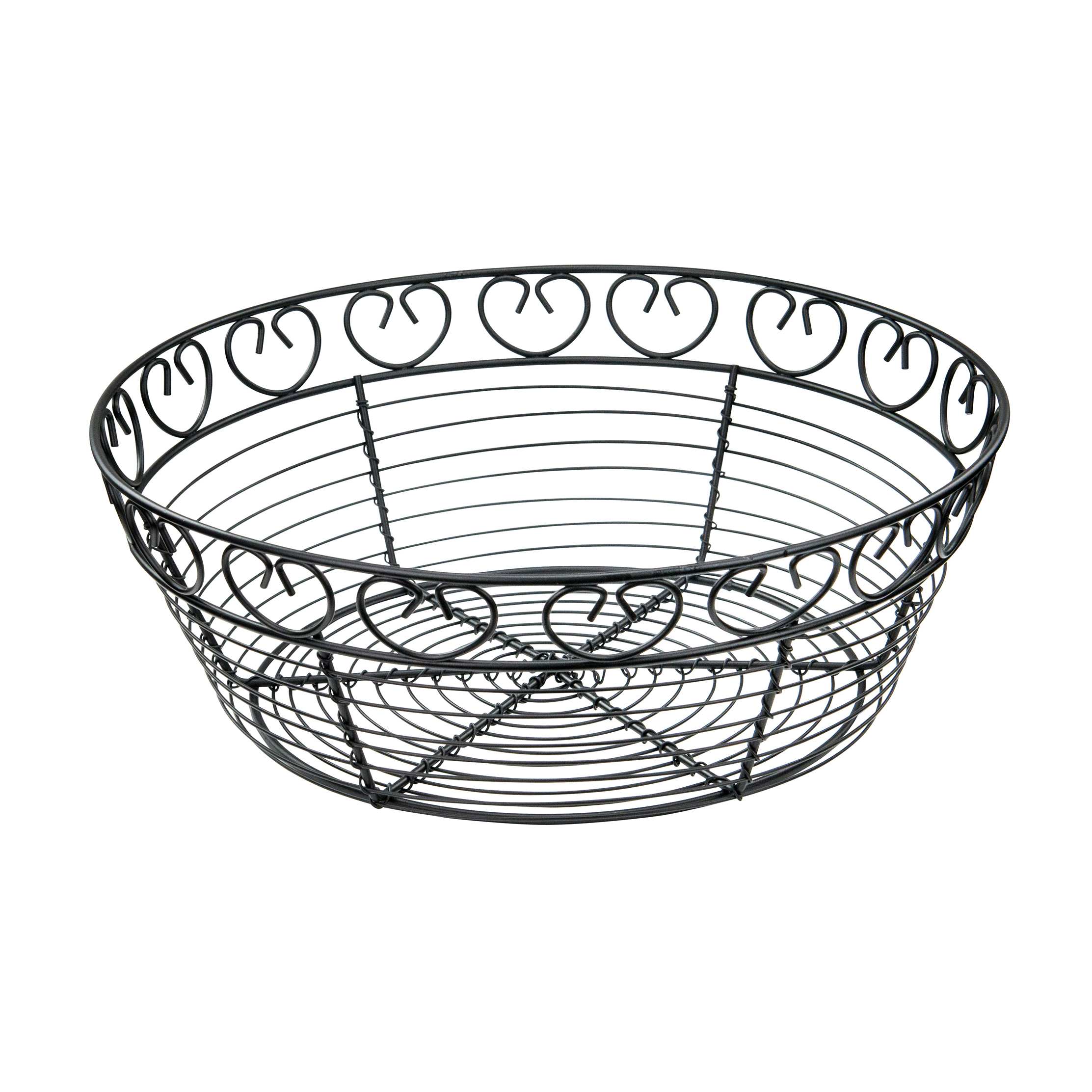 Winco WBKG-10R basket, tabletop, metal